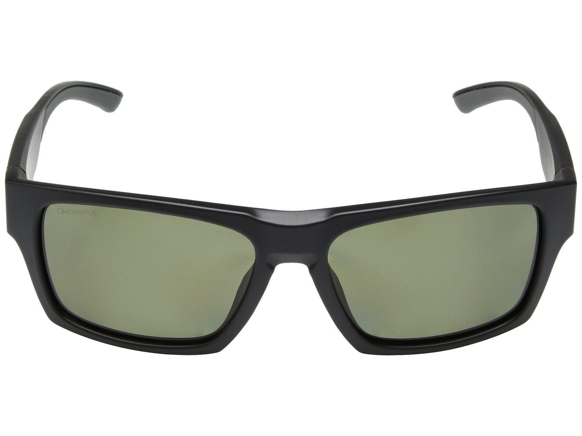 6ca1981f1b Smith Optics - Black Outlier 2 (matte Gravy bronze Mirror Chromapoptm Lens)  Athletic. View fullscreen