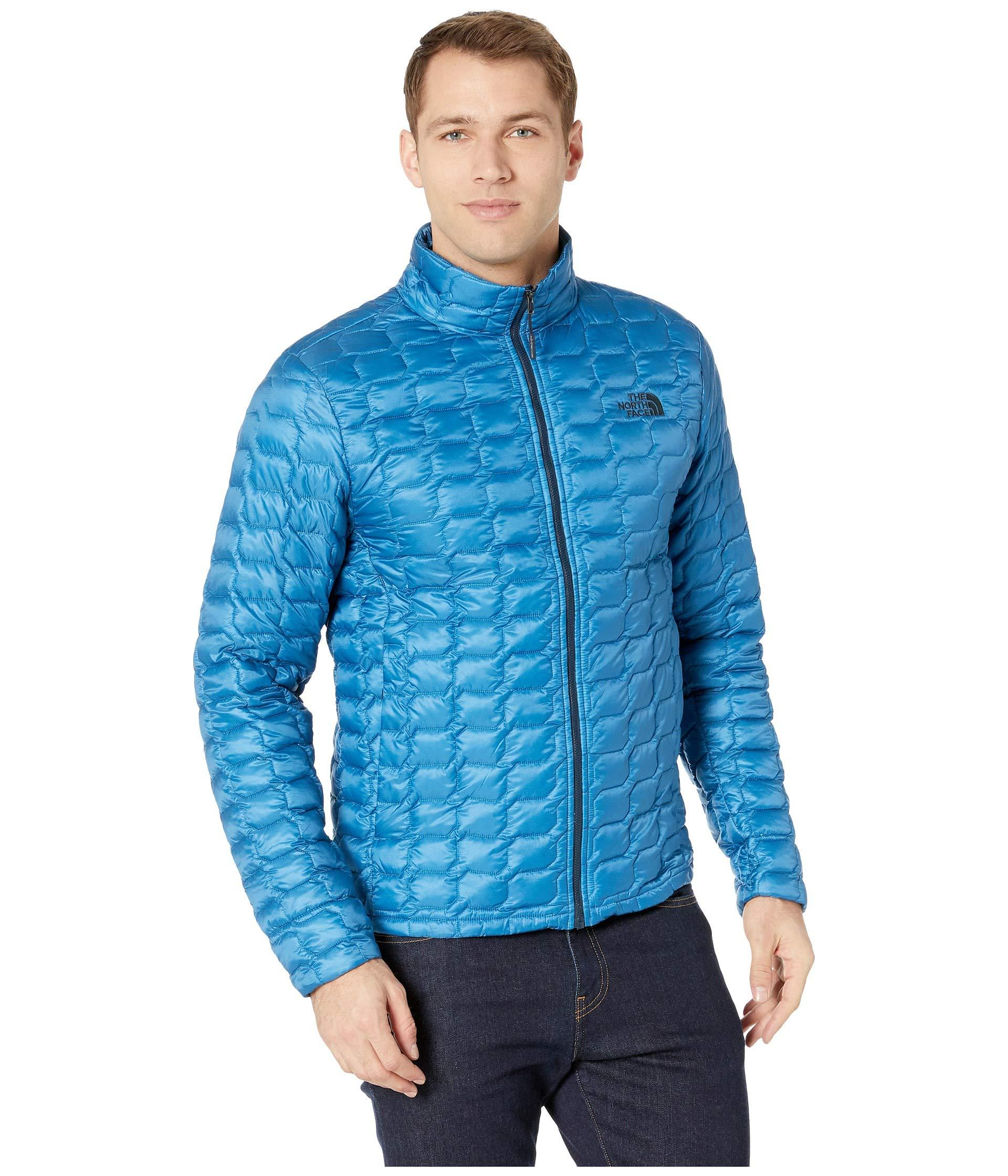 945889f9db Lyst - The North Face Thermoball Jacket (urban Navy Matte mid Grey ...