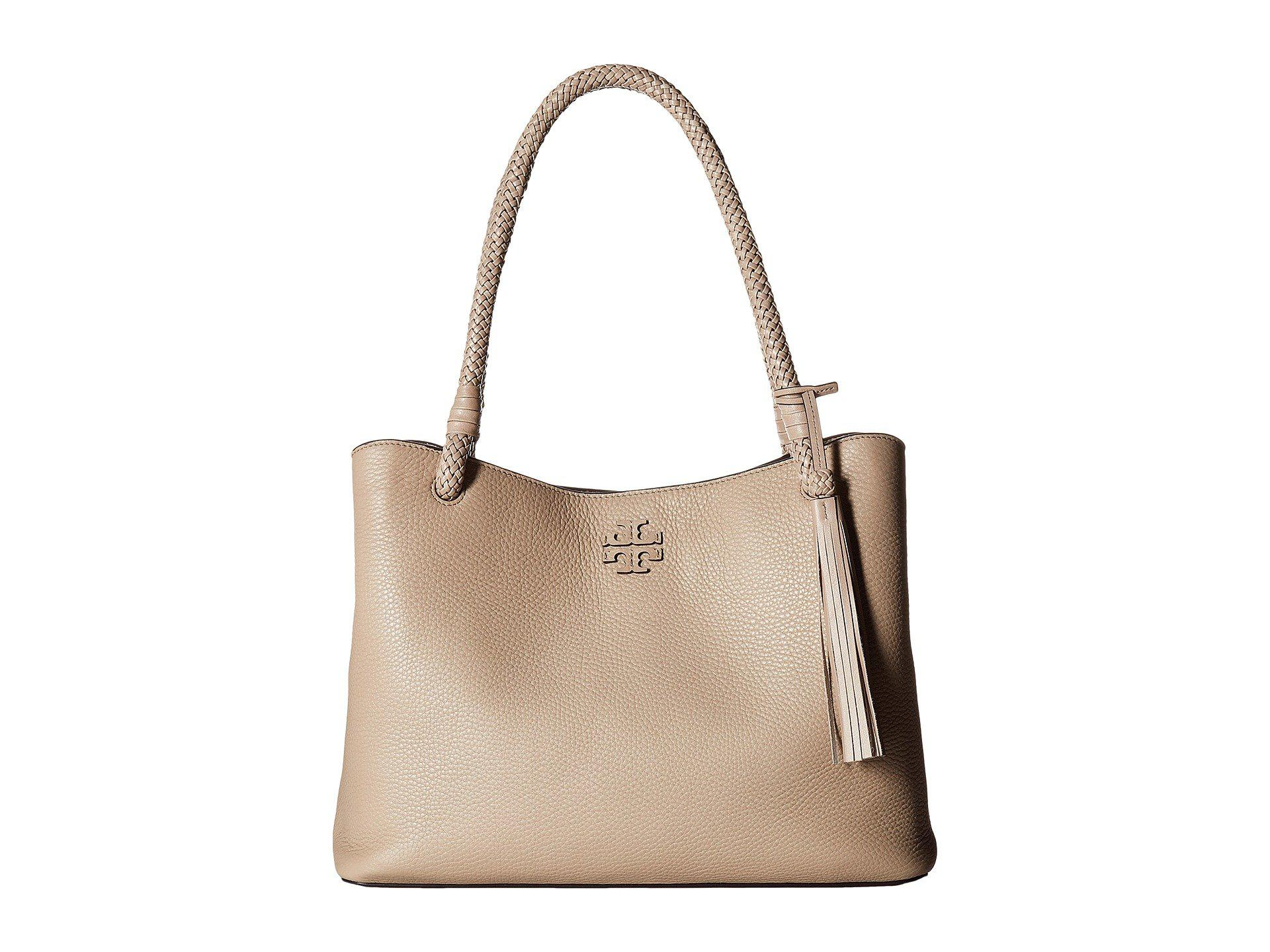 47fc593dcd9 Tory Burch Taylor Triple-compartment Tote - Lyst