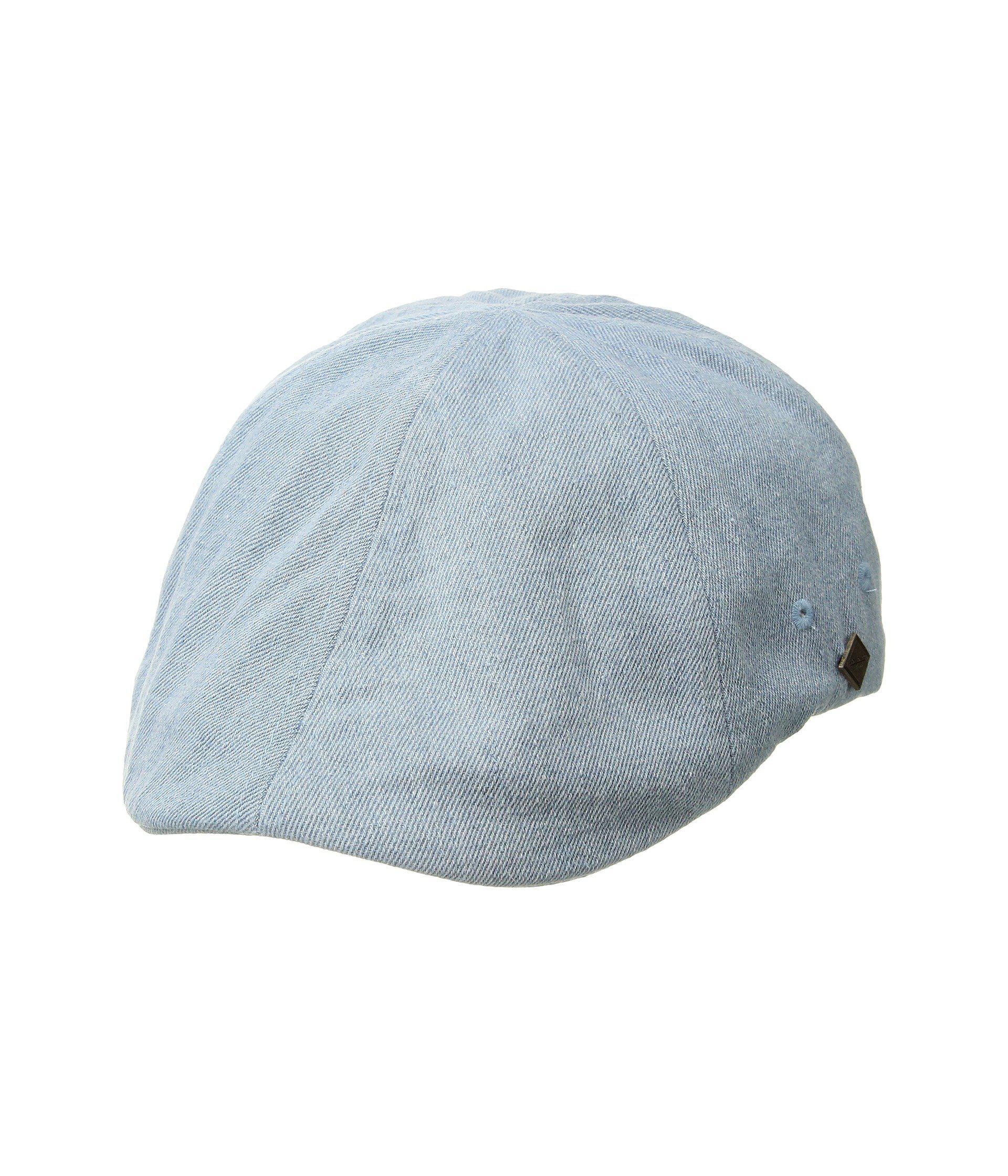 Lyst - San Diego Hat Company Washed Denim Driver (denim) Caps in ... 594238a615ca
