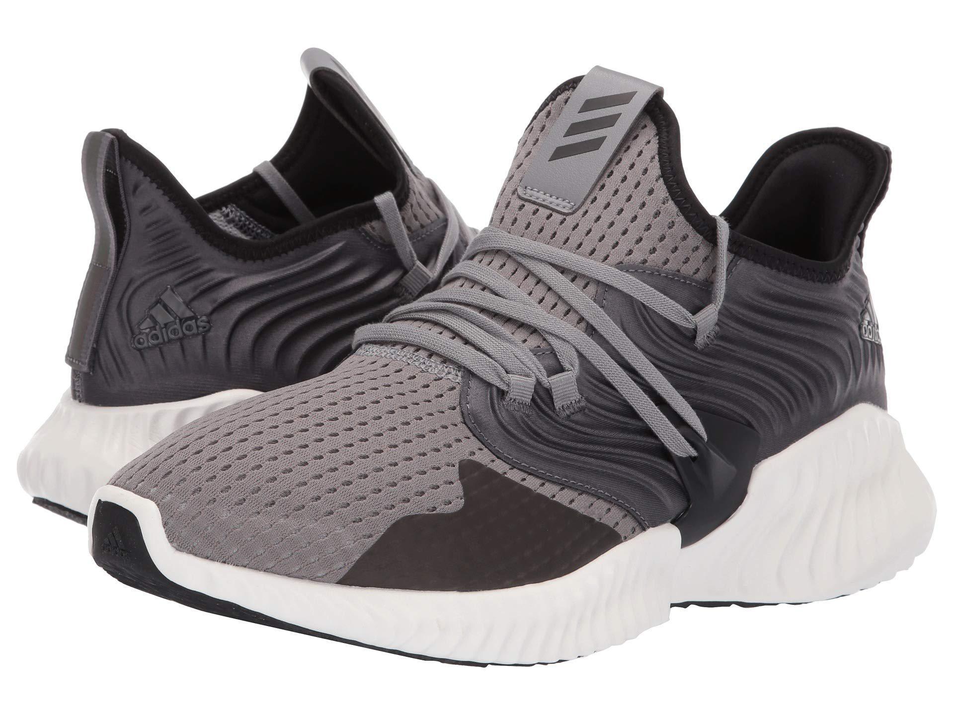 pretty nice fb36a e8152 adidas Originals. Gray Alphabounce Instinct Cc (grey Threecore ...