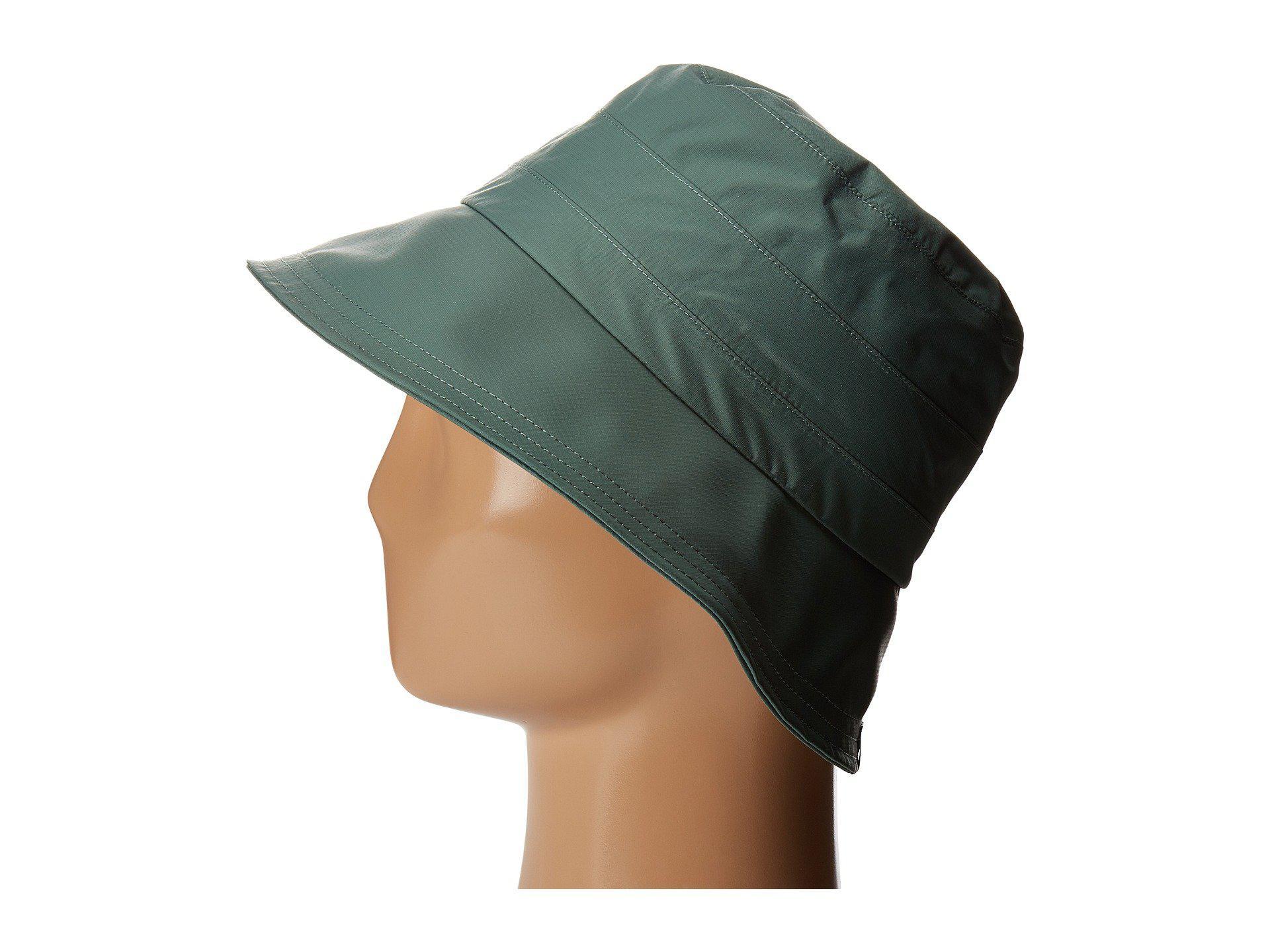 Lyst - Marmot Preclip(r) Petal Hat (dusty Denim) Bucket Caps in Green d4357323cb8