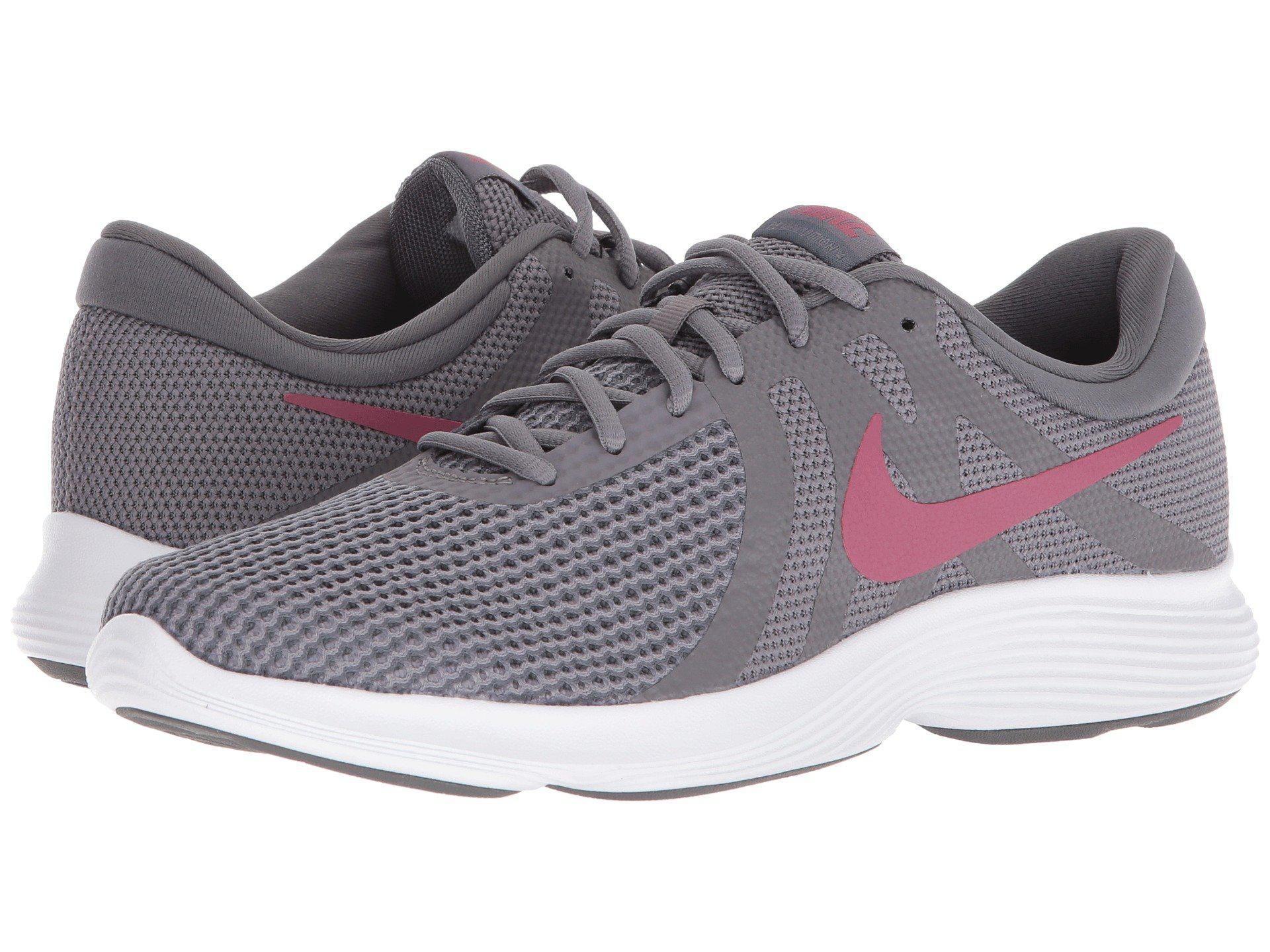 Nike. Men's Gray Revolution 4