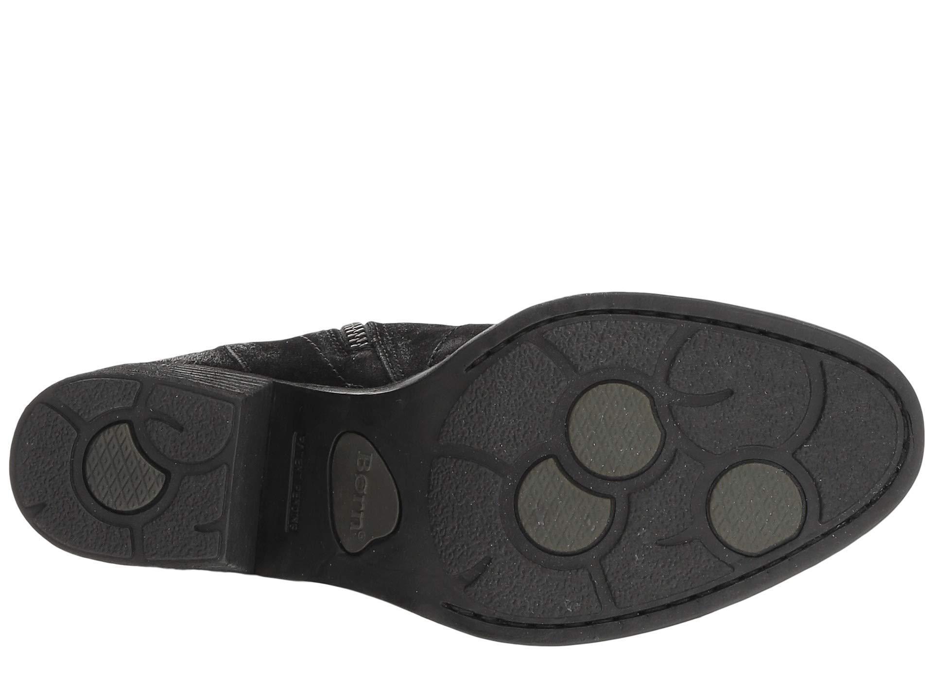 64a410208e6d Born - Felicia (black Distressed) Women s Pull-on Boots - Lyst. View  fullscreen