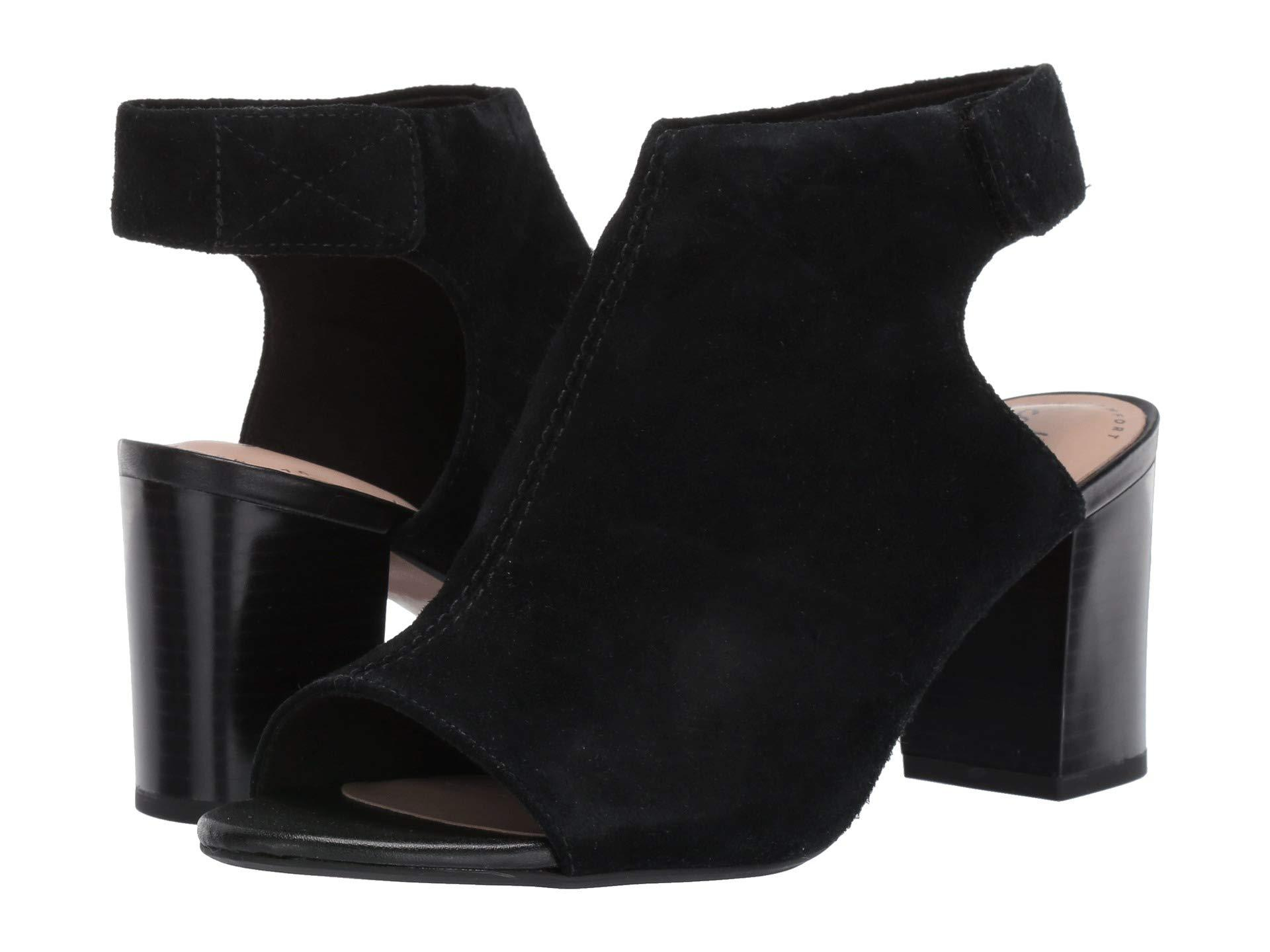 32e2bd3fc411 Lyst - Clarks Deva Bell (black Suede) High Heels in Black
