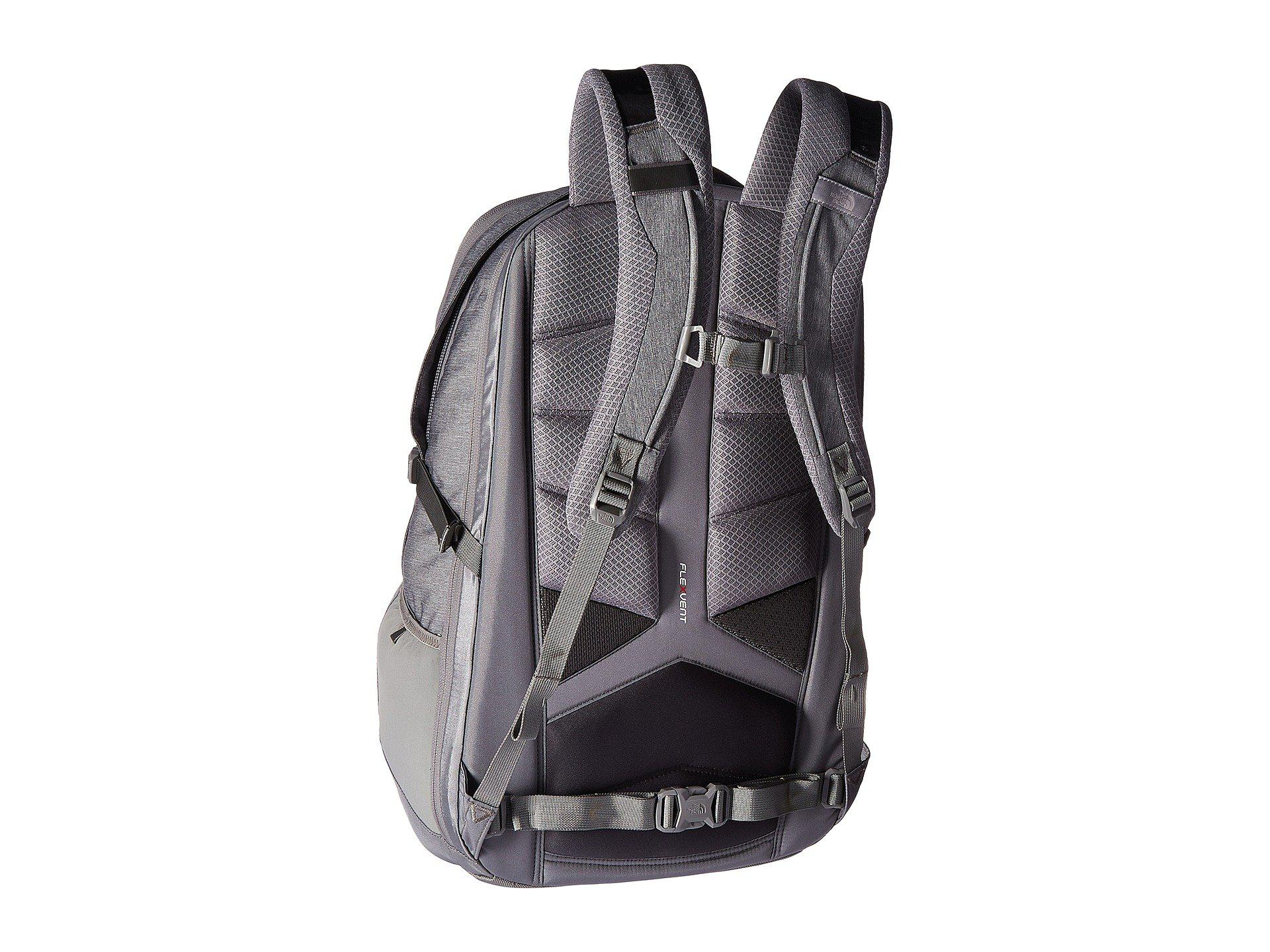 0f2fb7d7988a Lyst - The North Face Router Transit Backpack in Gray for Men