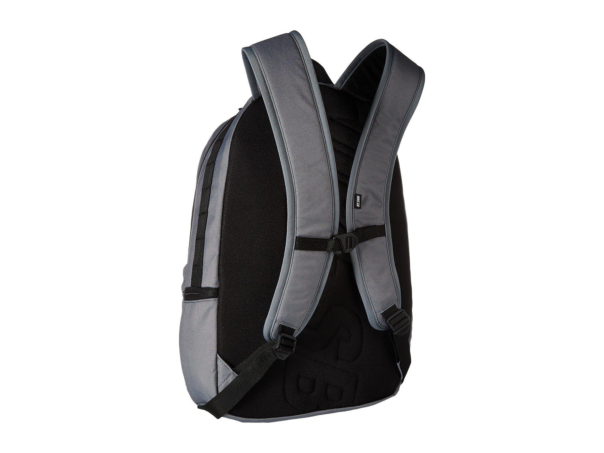 Nike - Icon Backpack (cool Grey black white) Backpack Bags for Men. View  fullscreen 54012c0f2fda7