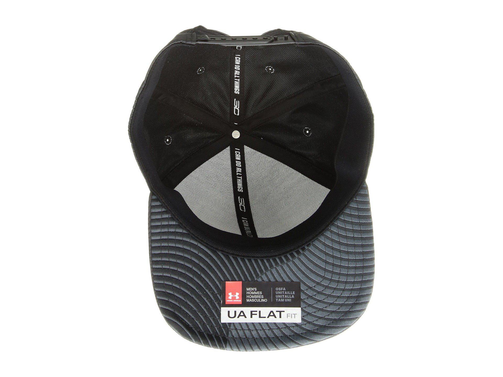 c110c9d2d46 Lyst - Under Armour Sc30 Better Cap in Black for Men