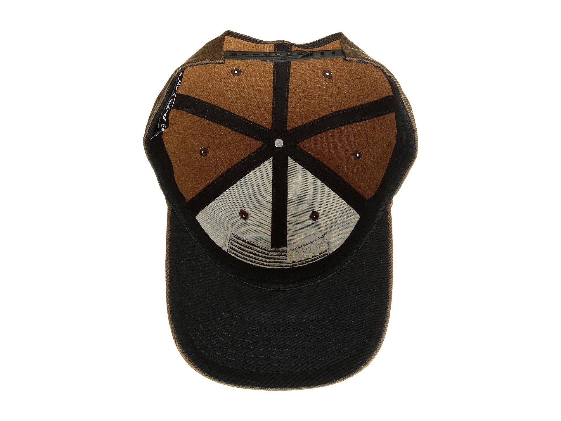 dc15a438e1c86 Ariat - Sport Patriot Ball Cap (brown Camo) Caps for Men - Lyst. View  fullscreen