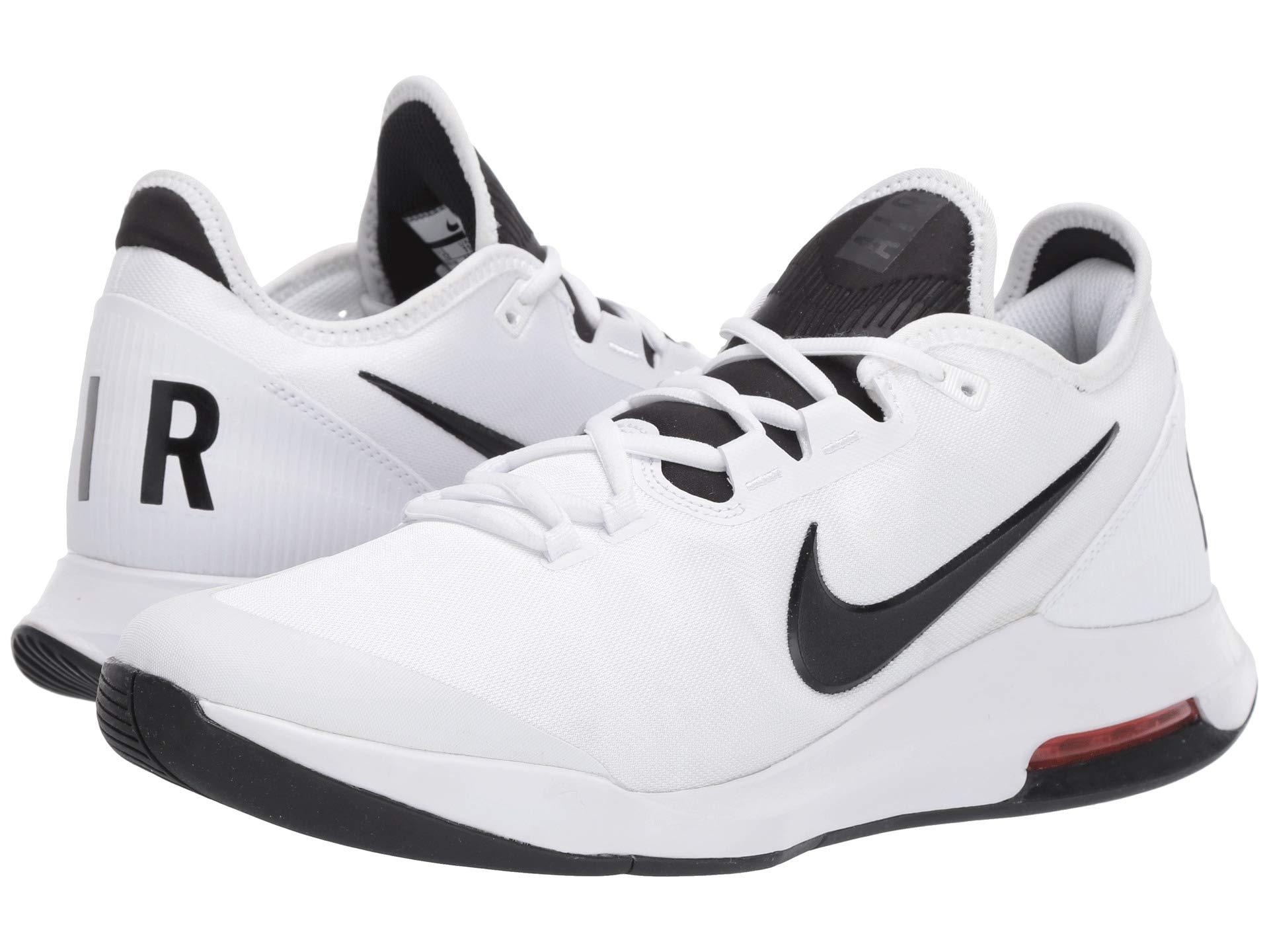 new style 685fc acd1f Nike. White Air Max Wildcard (black phantom phantom bright Crimson) Men s  Tennis Shoes