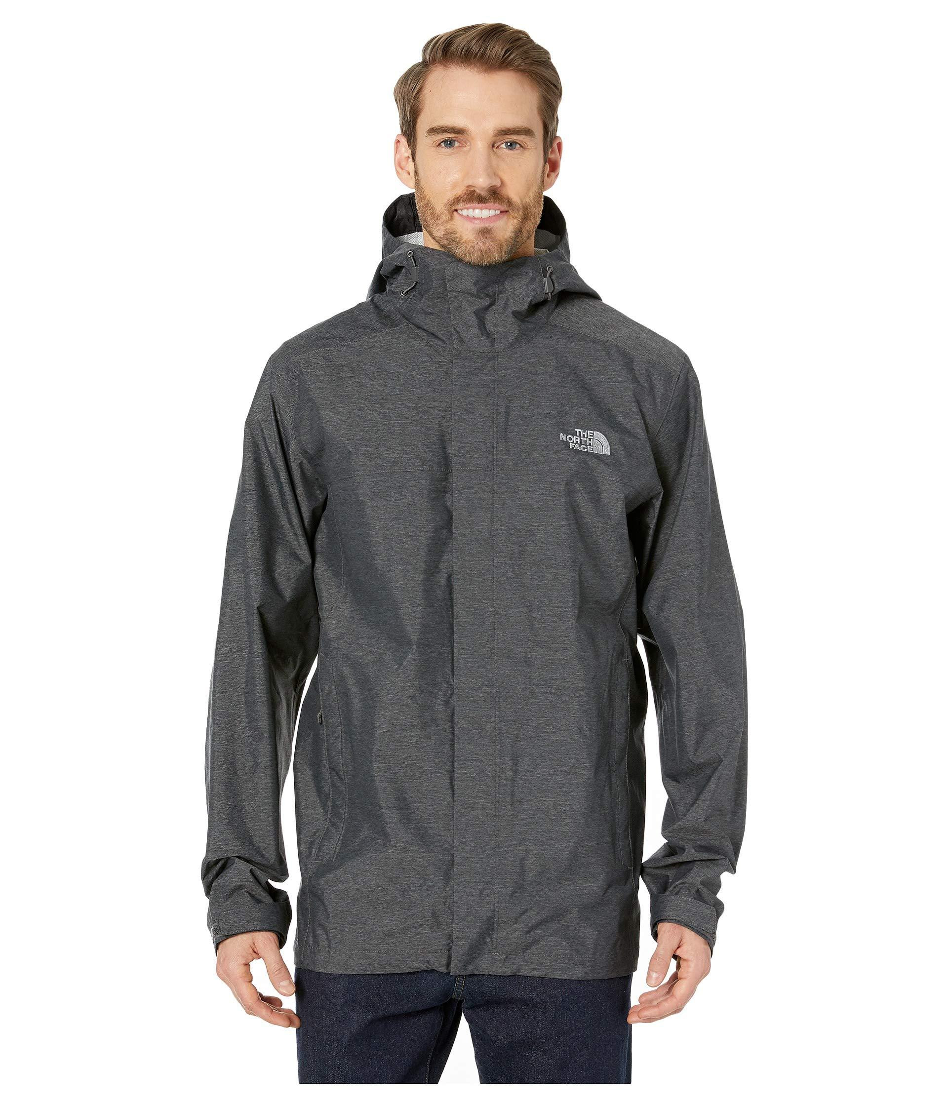8b1052f063 Lyst - The North Face Venture 2 Jacket Tall (tnf Dark Grey Heather ...