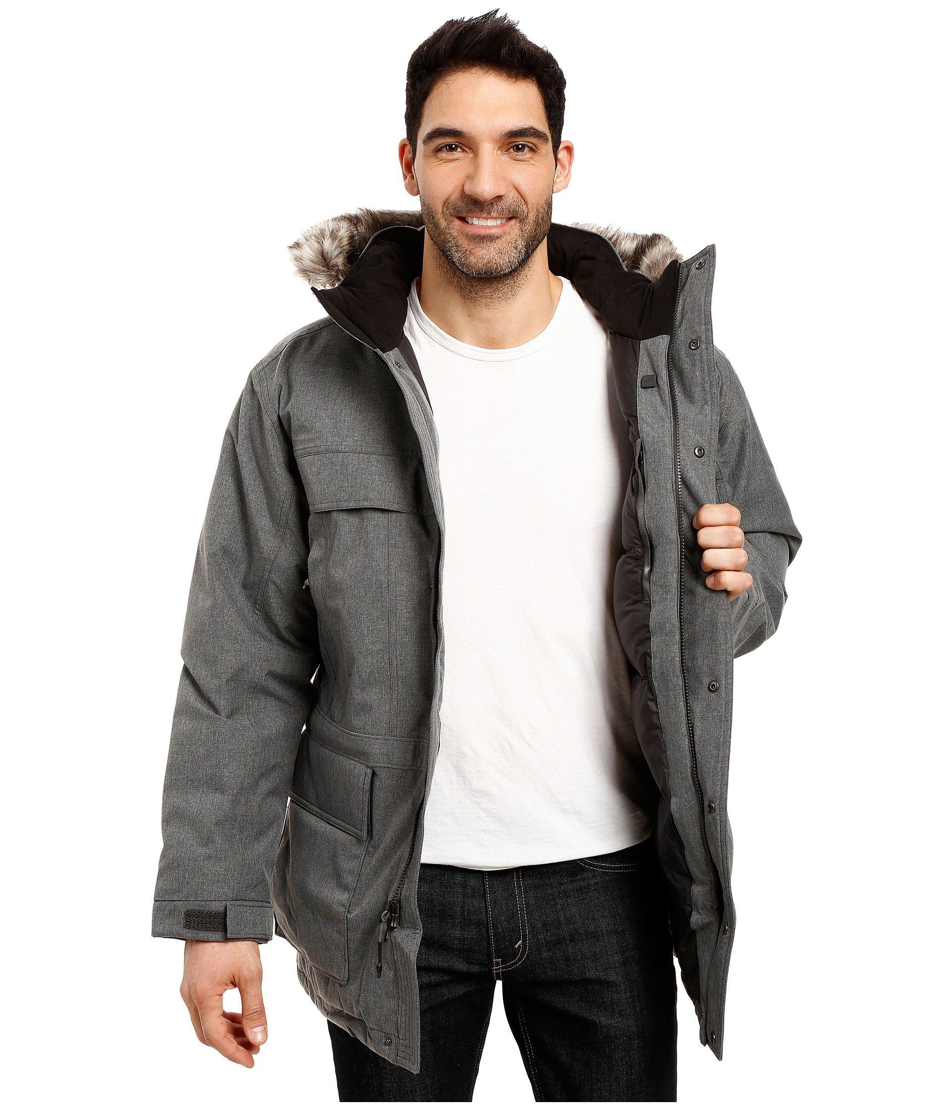 8917363ad he north face mcmurdo mens down insulated jacket