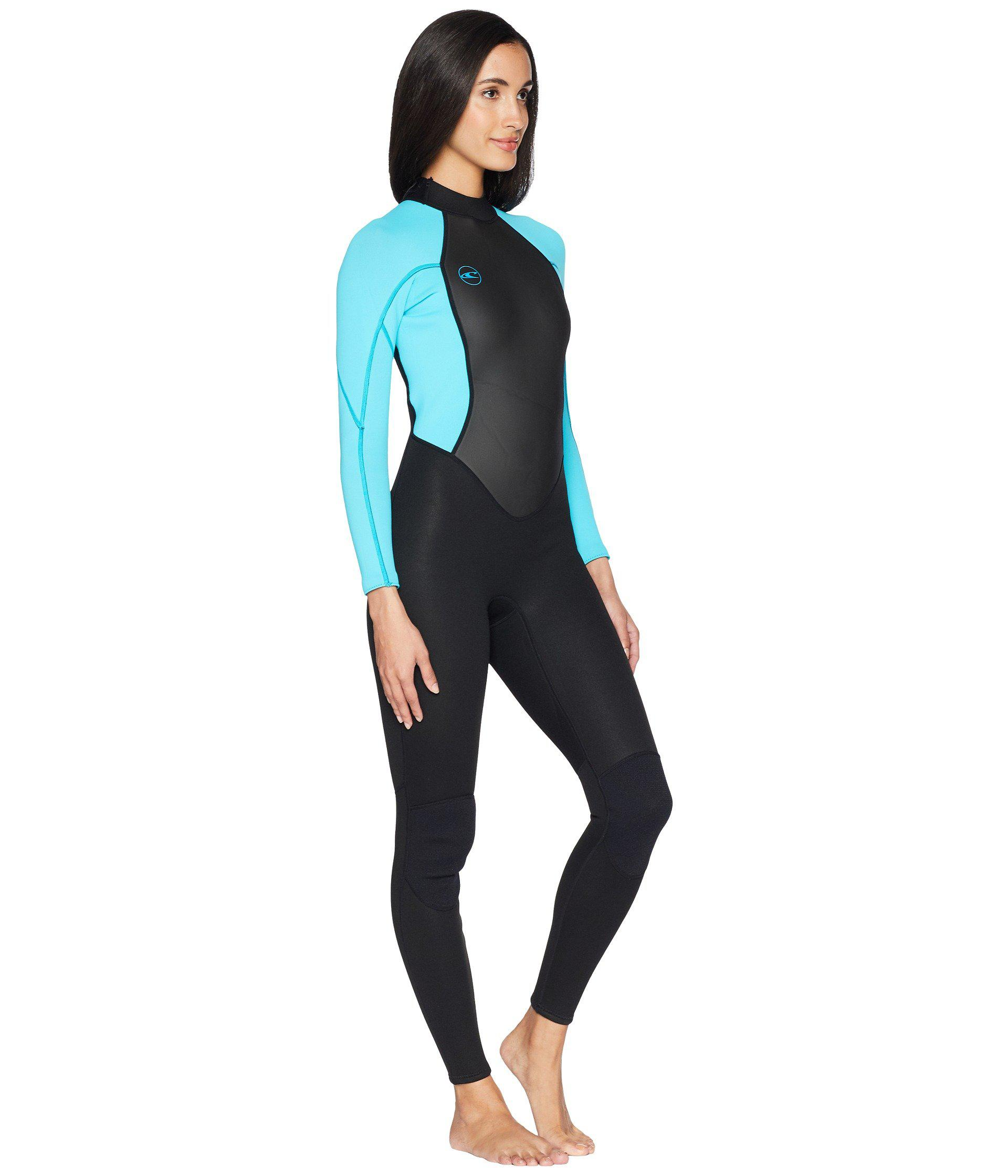 Lyst - O neill Sportswear Reactor-2 3 2 Back Zip Full (black light ... f856a4912