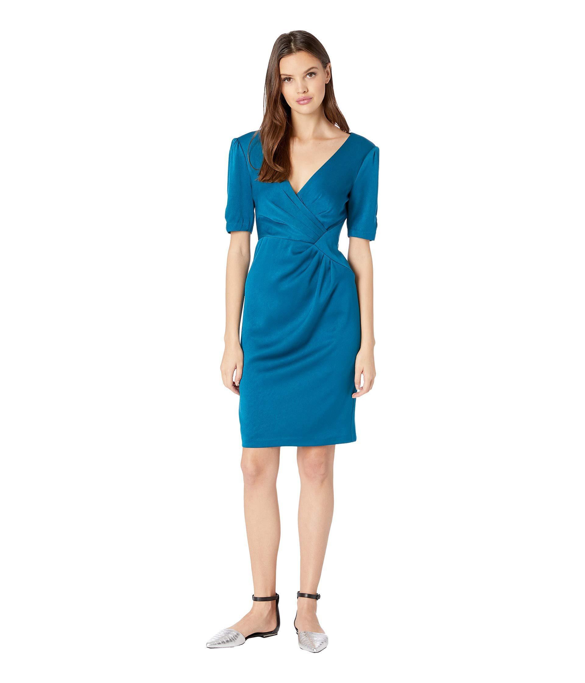 d3d62fafc3 Nanette Lepore Carnival Dress (peacock) Women s Dress in Blue - Lyst