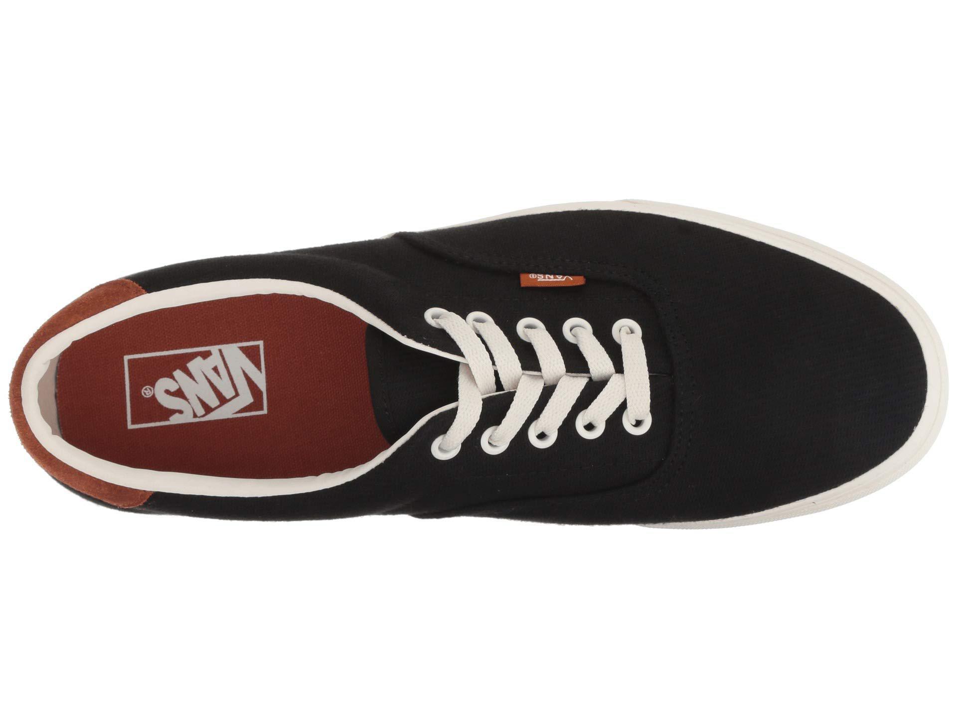 d19723ccb0 Vans - Black Era 59 ((c l) Cornstalk acid Denim) Skate Shoes. View  fullscreen