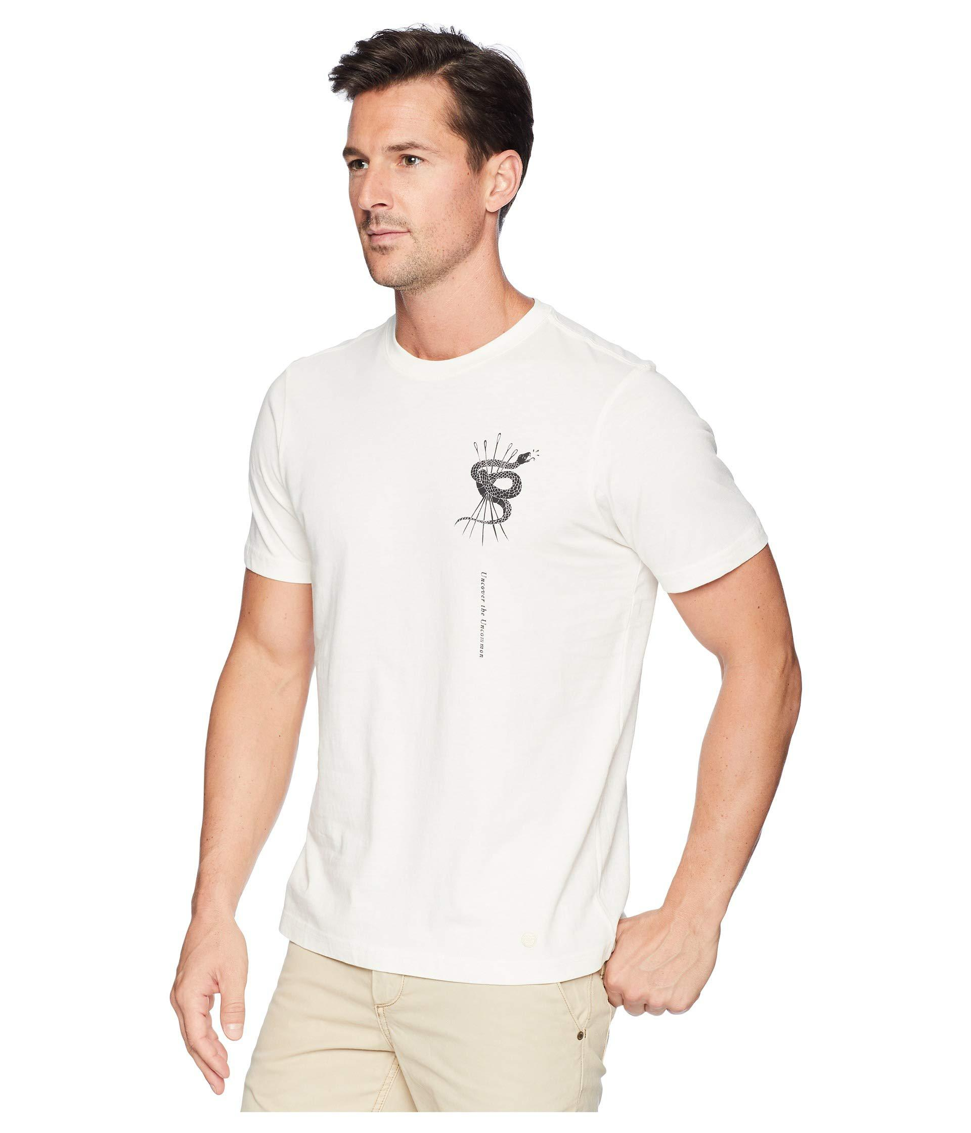 Lyst - Stance Needles (canvas) Men s T Shirt in White for Men bae8dc2d8