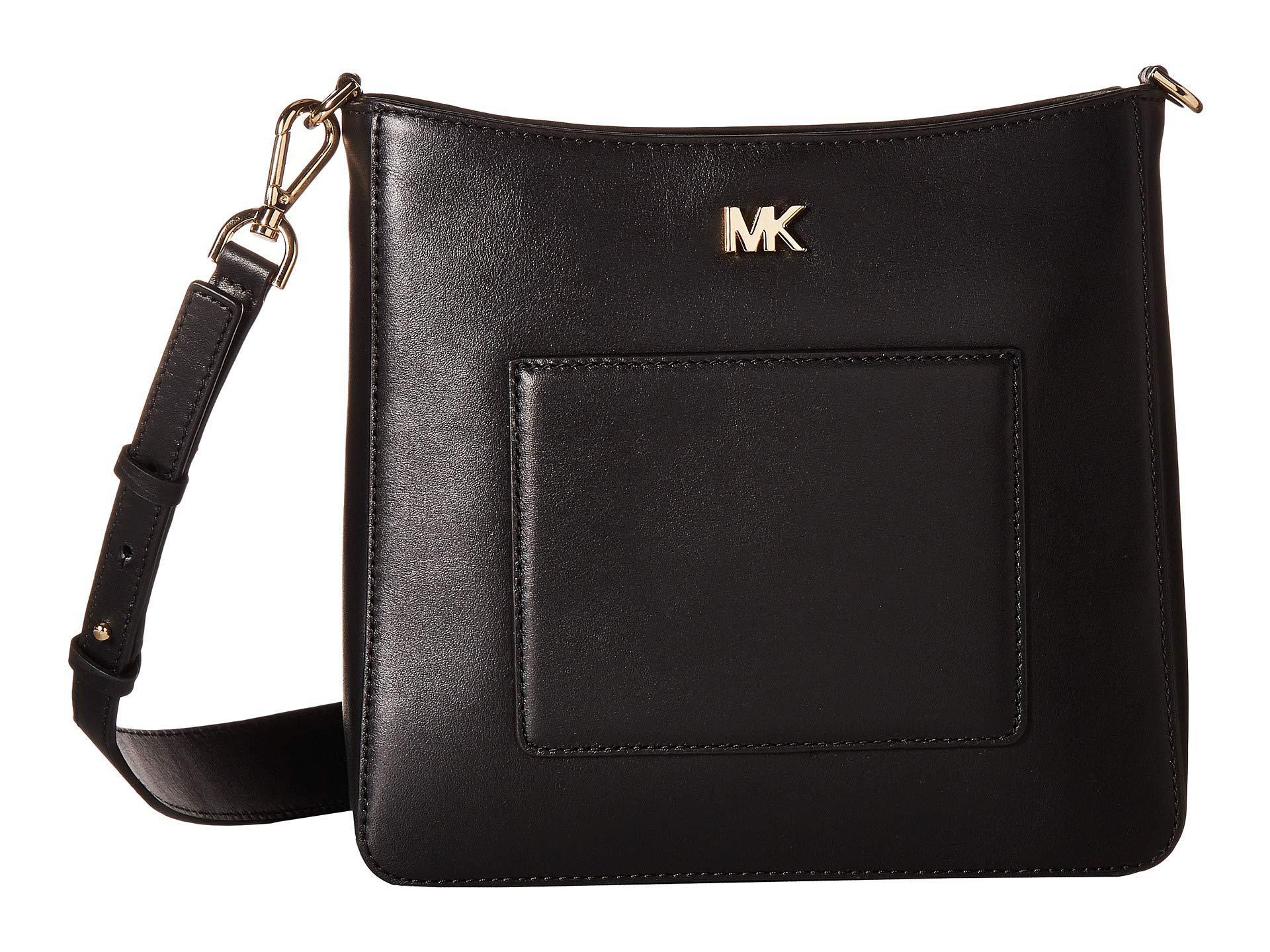 130d81e46152 Lyst - MICHAEL Michael Kors Gloria Pocket Swing Pack (black) Bags in ...