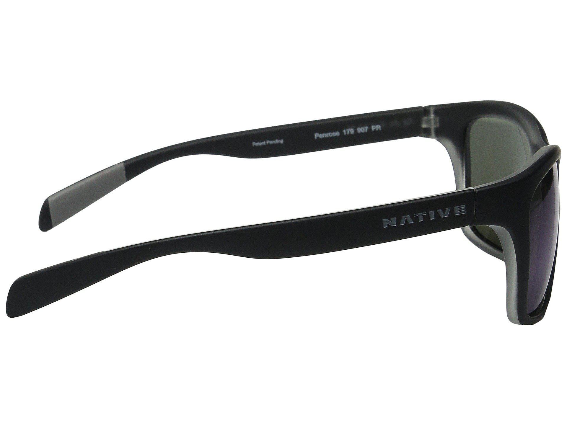 dc3e335e62 Lyst - Native Eyewear Penrose (wood black) Sport Sunglasses in Blue