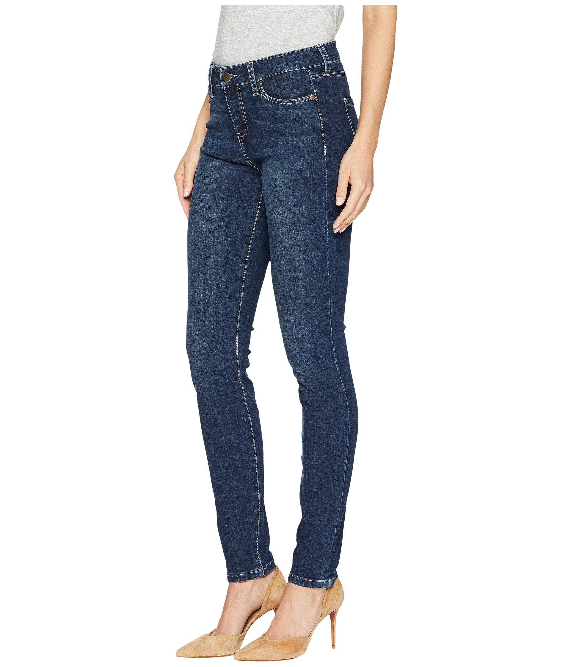 1cba810b423161 Lyst - Liverpool Jeans Company Abby Skinny Jeans With Shaping And Slimming  Four-way Stretch Denim In Lynx Wash (lynx Wash) Women's Jeans in Blue