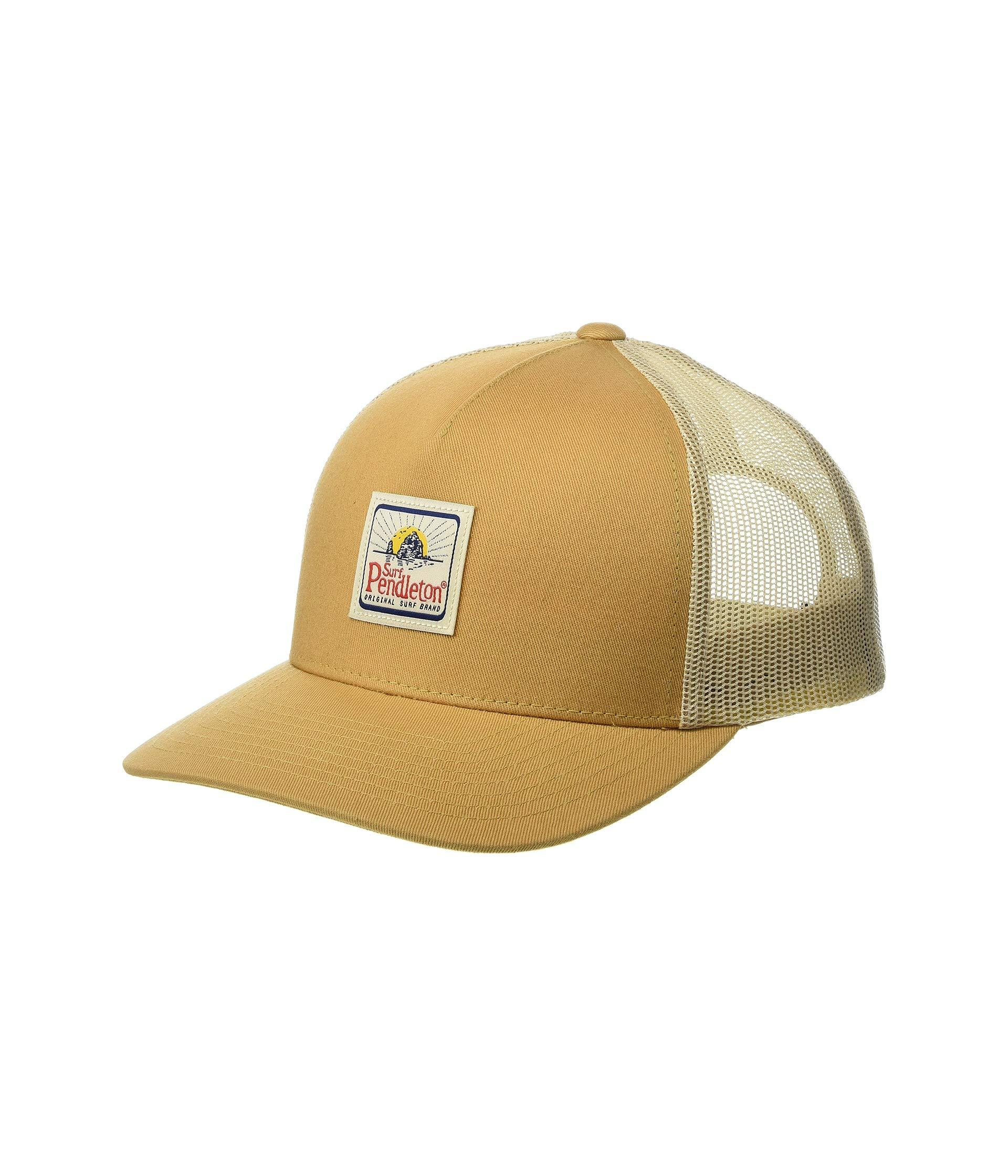bc41d508f42 Pendleton - Multicolor Surf Trucker Hat (curry) Baseball Caps for Men -  Lyst. View fullscreen