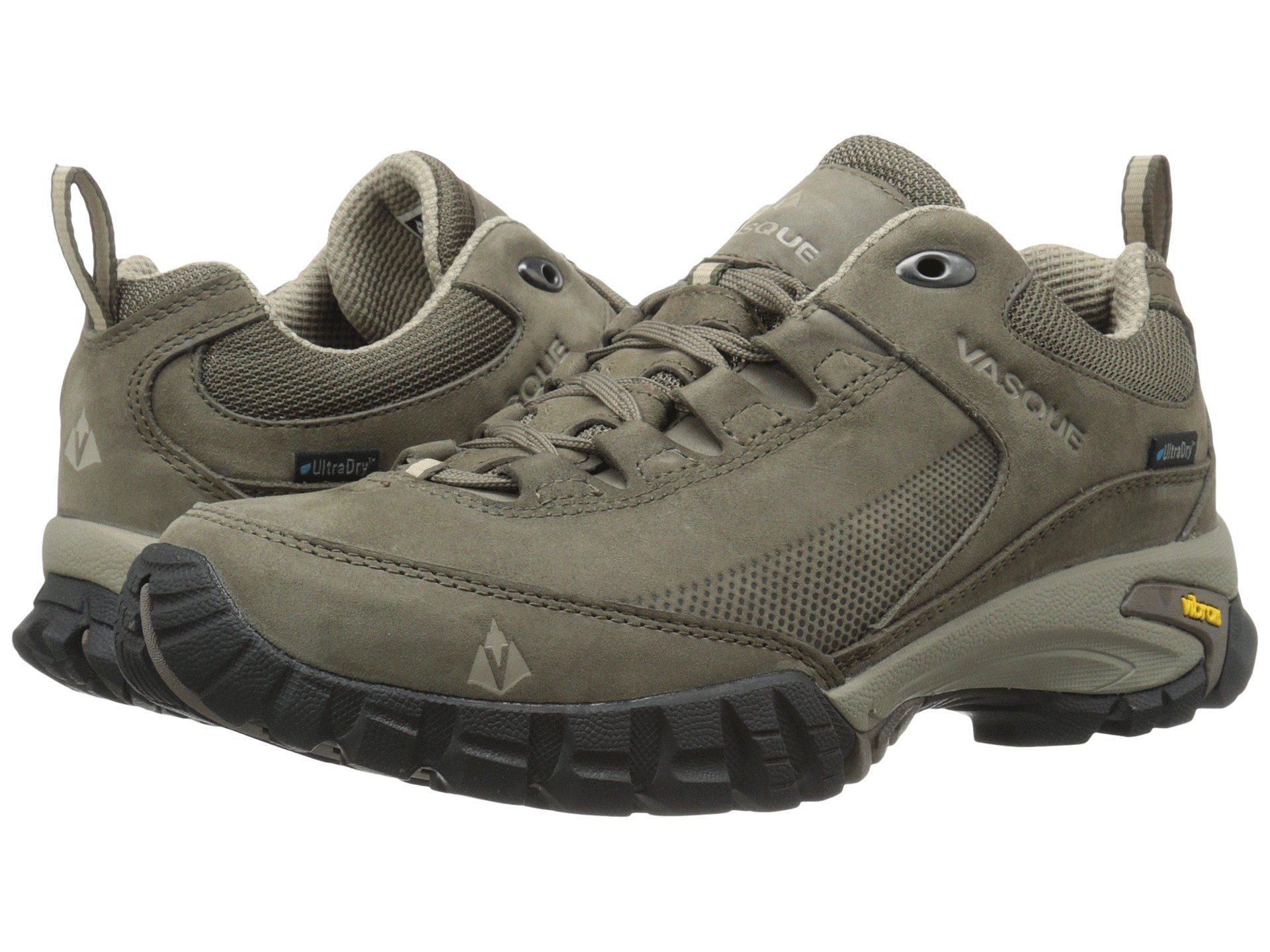 72b9bd2677f Lyst - Vasque Talus Trek Low Ultradrytm (olive/aluminum) Men's Boots ...