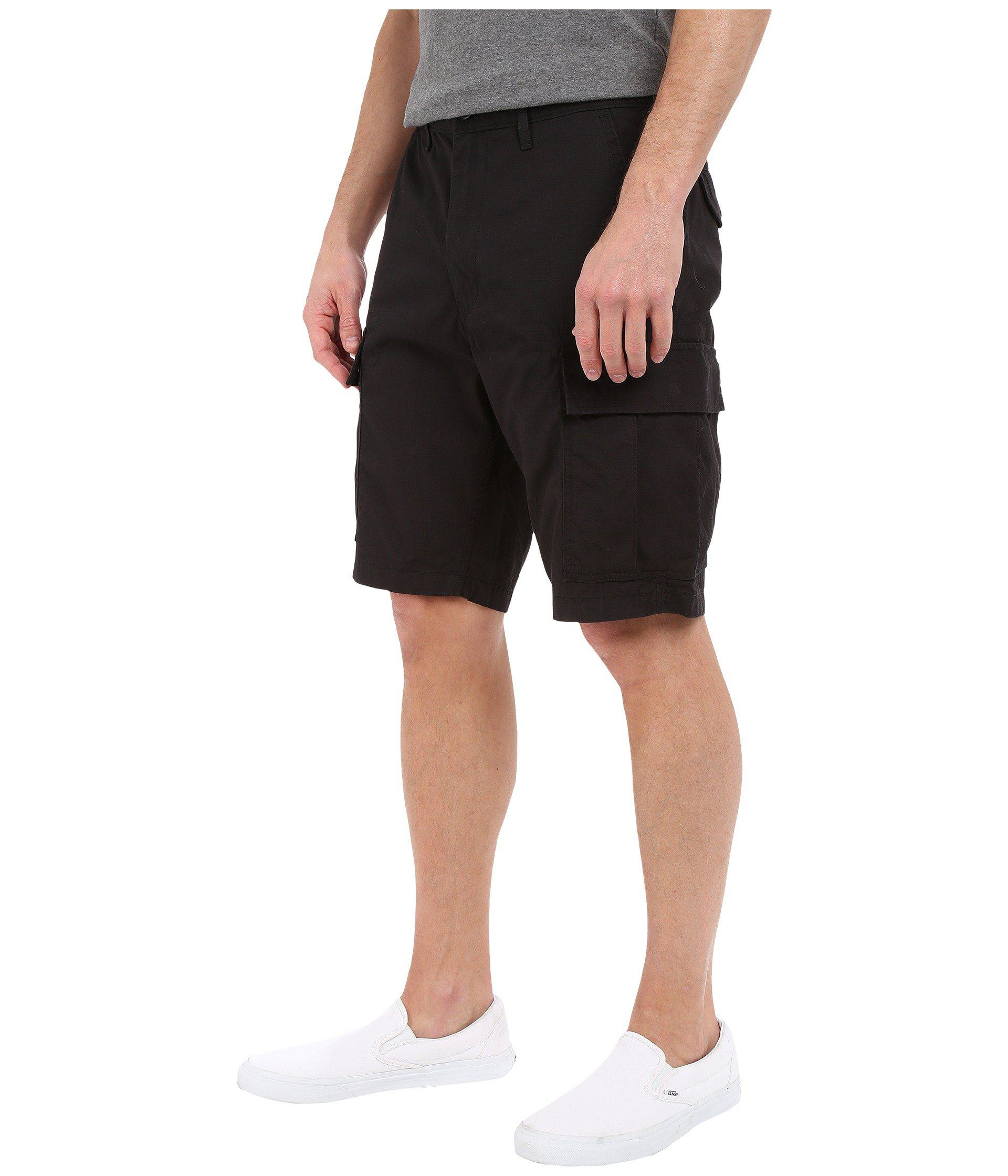 b3602f8781 Lyst - Levi's Levi's(r) Mens Carrier Cargo Shorts (graphite/twill) Men's  Shorts in Black for Men