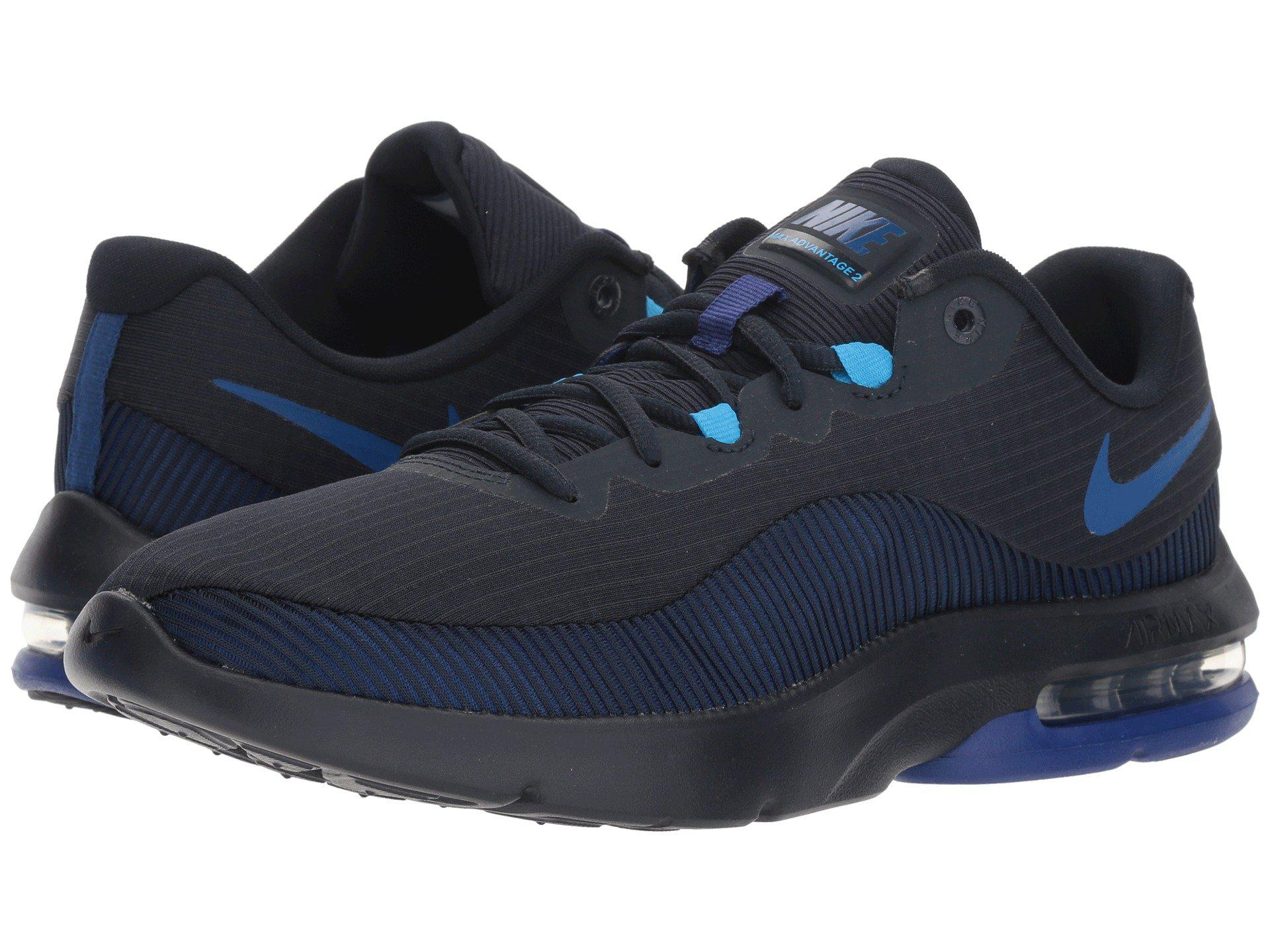 best authentic 56187 dae48 Lyst - Nike Air Max Advantage 2 in Blue for Men