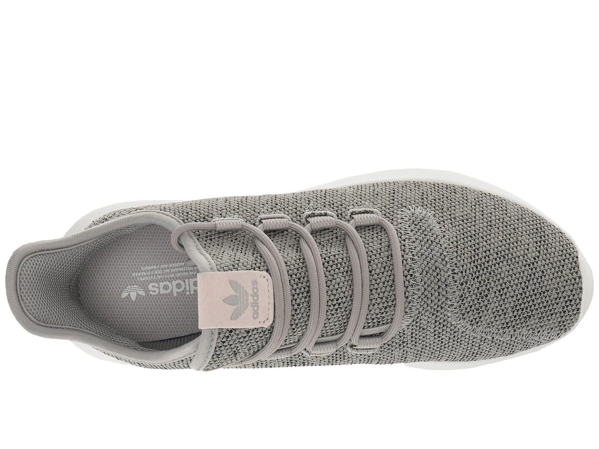 the latest b91f1 87a5a Lyst - adidas Originals Tubular Shadow (onix onix footwear White ...