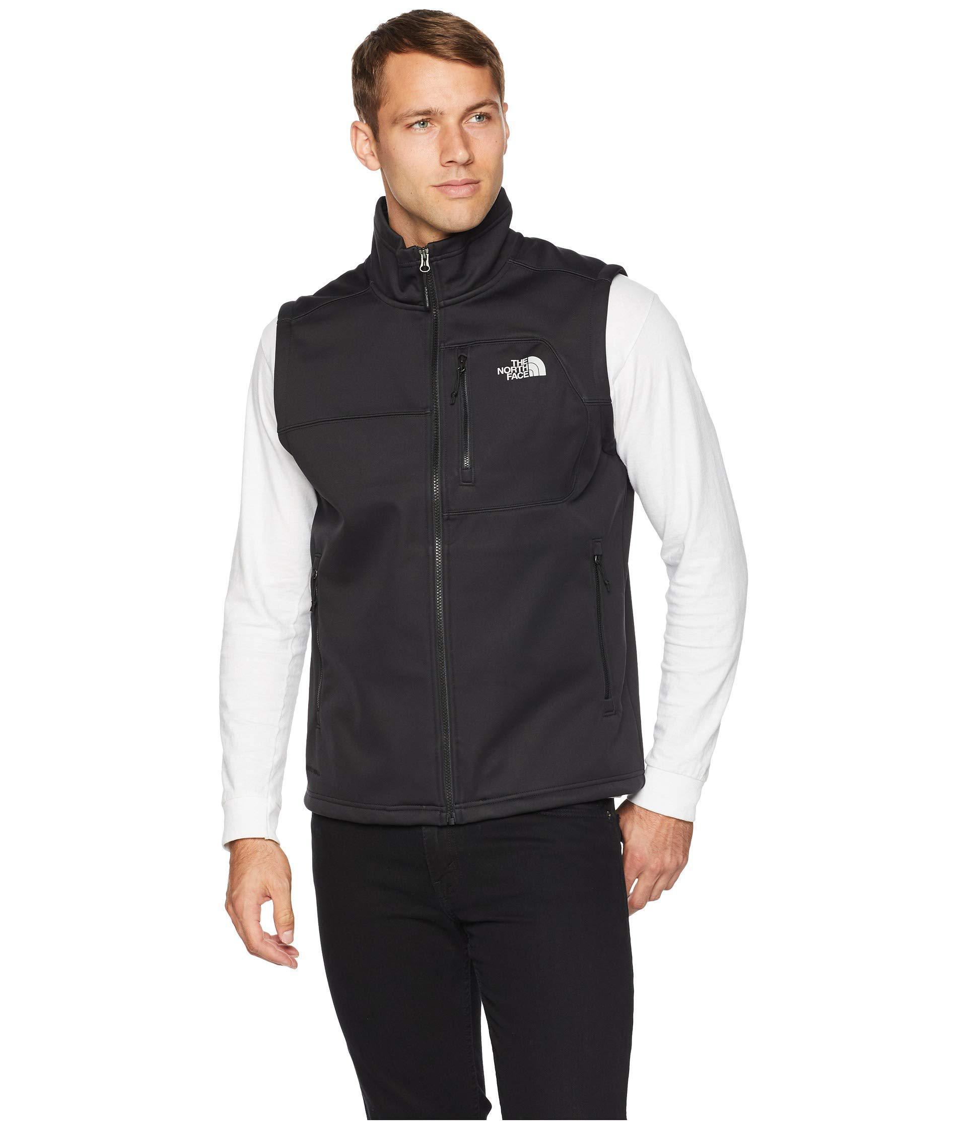 51fecd1de Lyst - The North Face Apex Risor Vest (tnf Dark Grey Heather/tnf ...