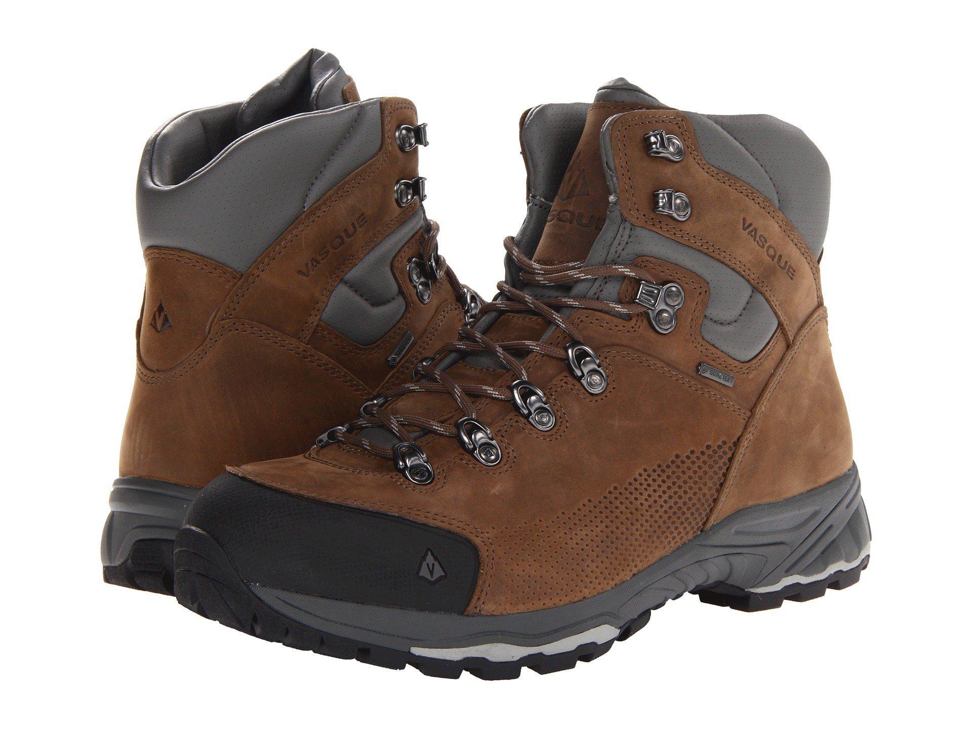 Vasque St. Elias Gtx (bungee Cord/neutral Gray) Menu0027s Hiking Boots ...