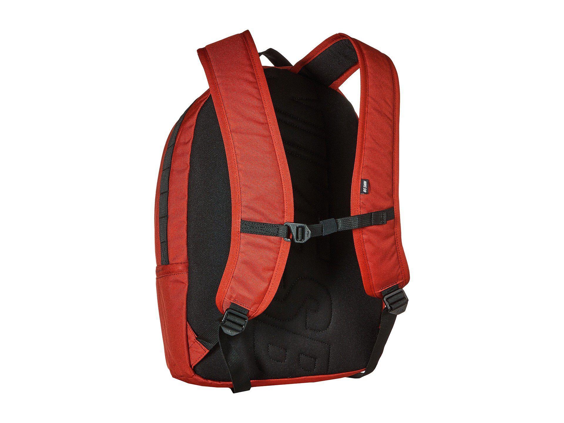c67119864f Red Nike Sb Backpack- Fenix Toulouse Handball