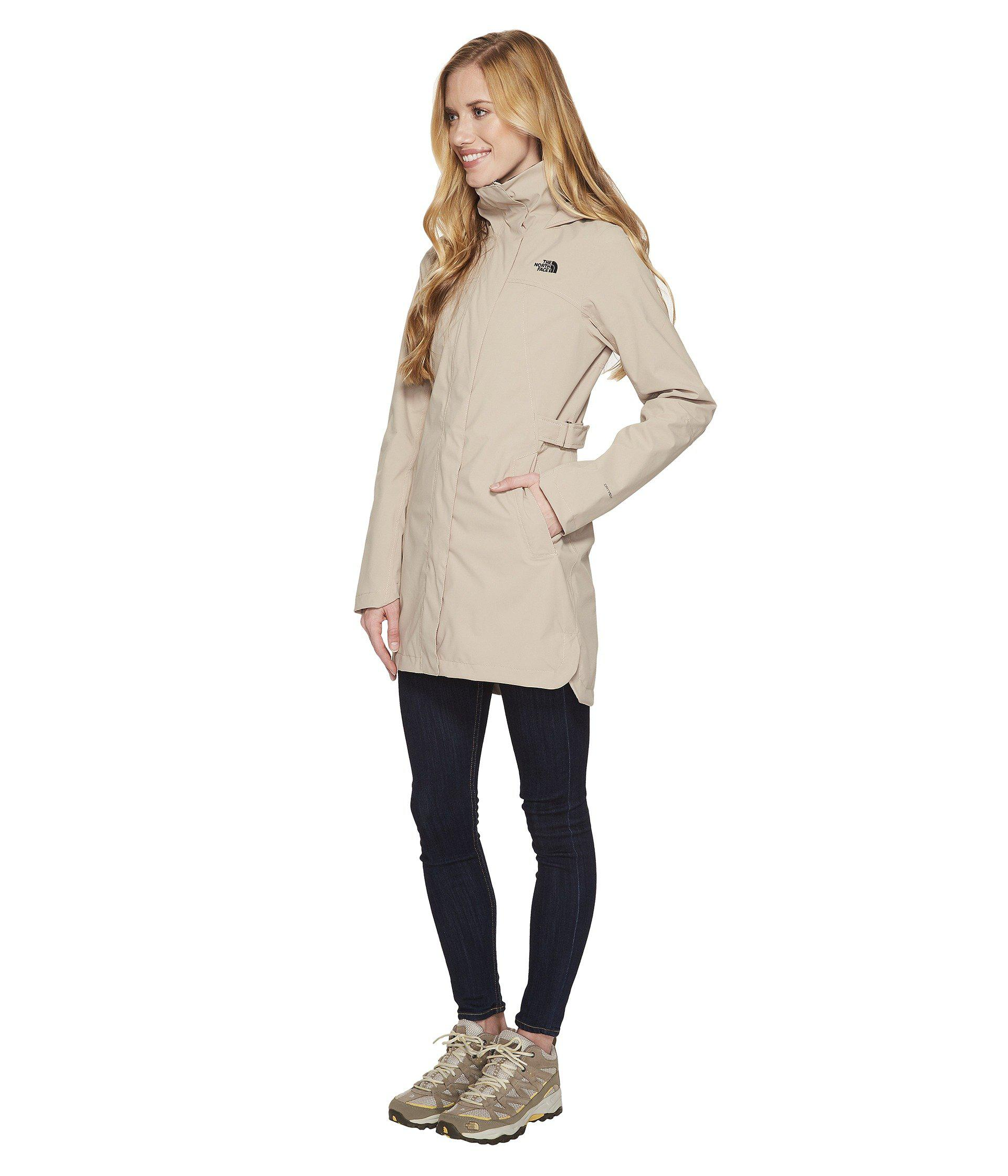 shop for luxury 2019 discount sale provide large selection of The North Face Synthetic Laney Trench Ii (crockery Beige ...