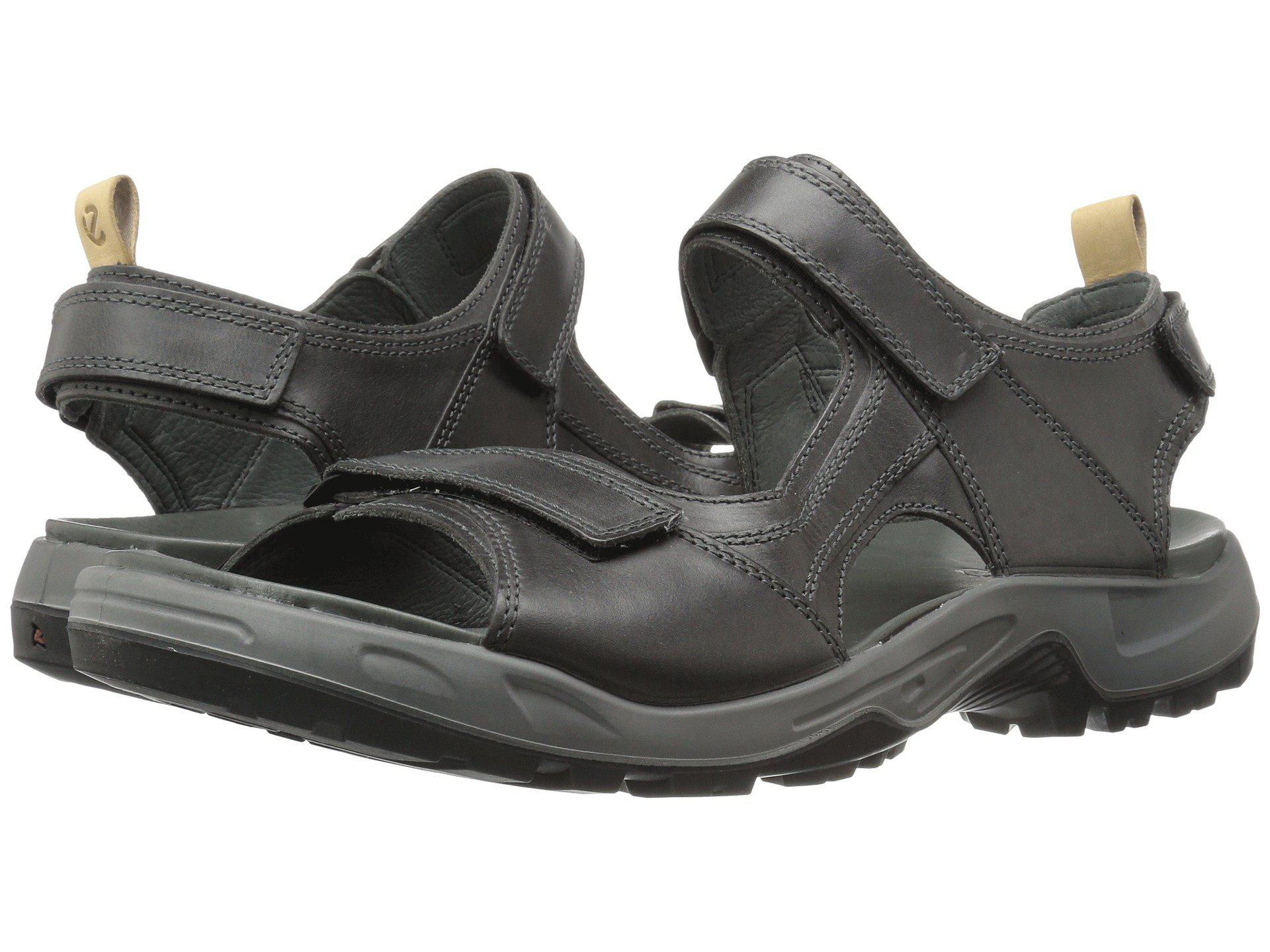 47a65352f1ae Lyst - Ecco Offroad 2.0 Sandal (black powder) Men s Sandals for Men