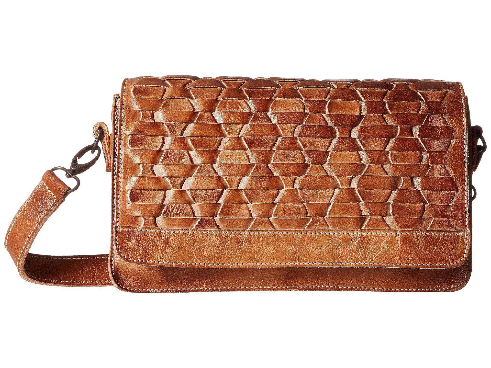 a71cc400c4d4 Lyst - Bed Stu Aruba (tan Rustic) Bags in Brown
