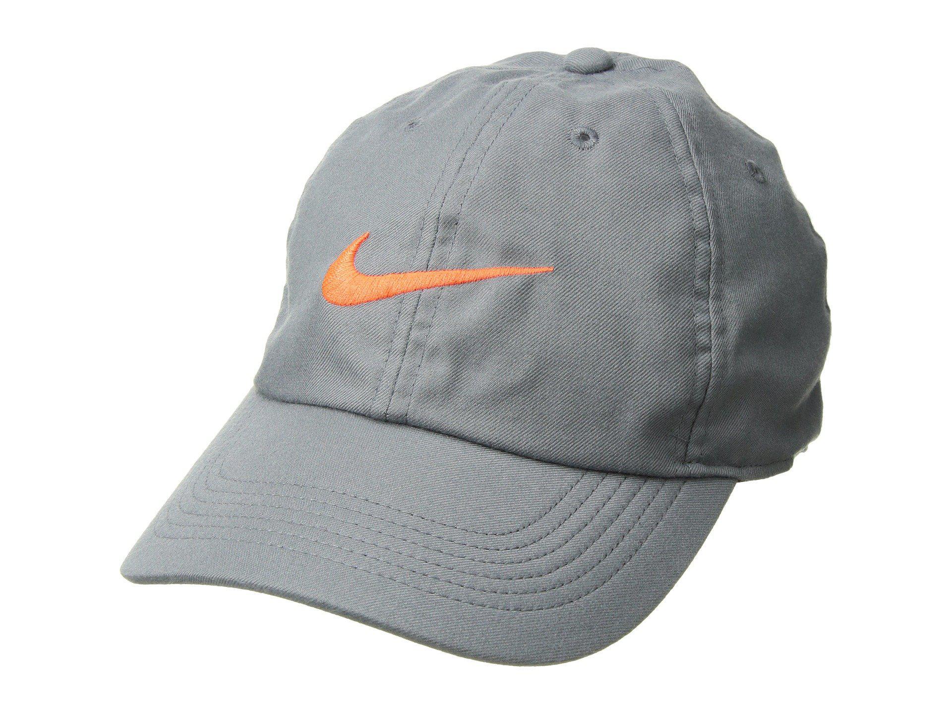 79c1acad50202 Lyst - Nike Train Twill H86 Hat (white/black/black) Caps in Gray for Men