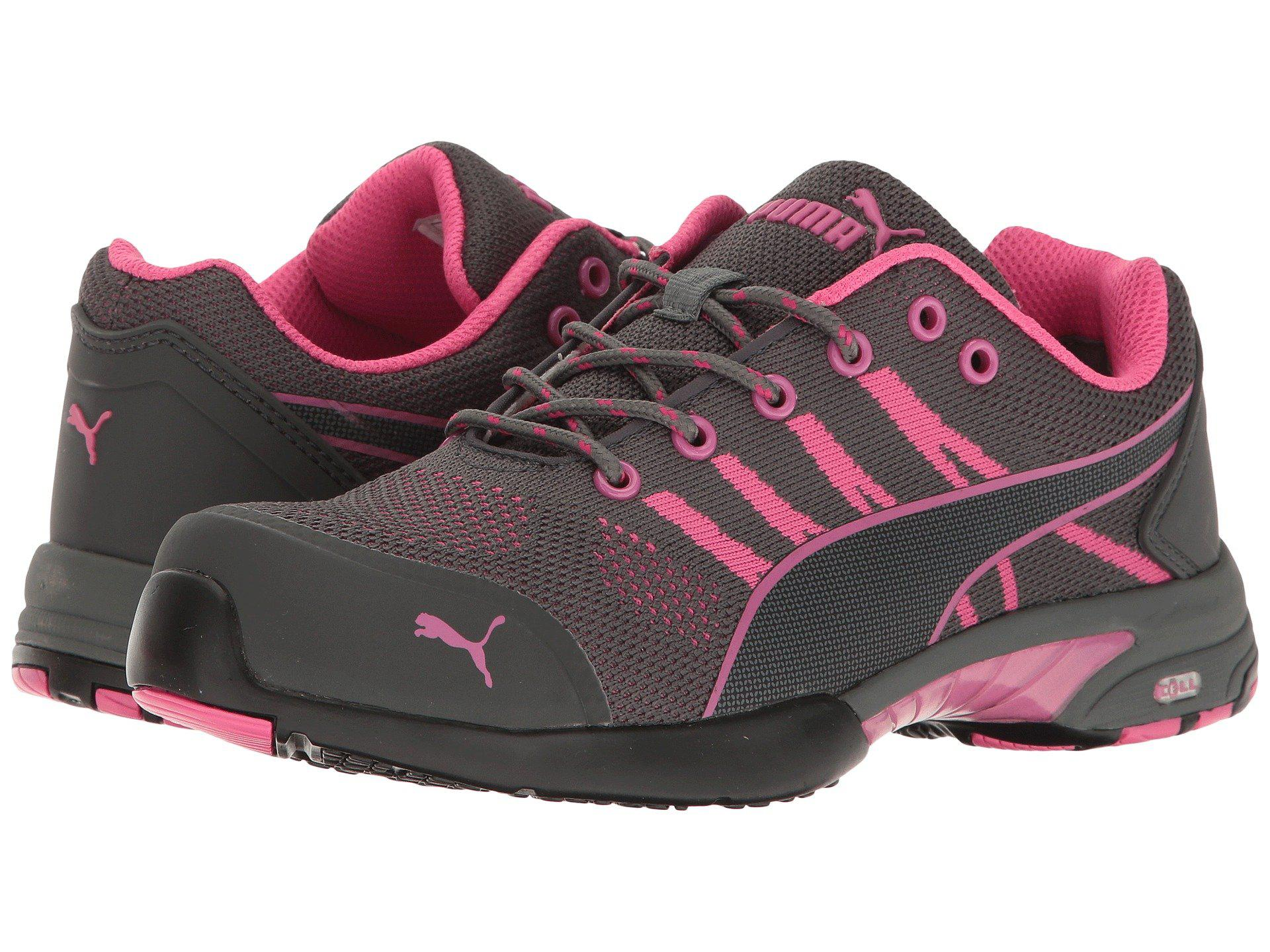c915db096a6c Lyst - PUMA Celerity Knit Sd (pink) Women s Work Boots in Pink