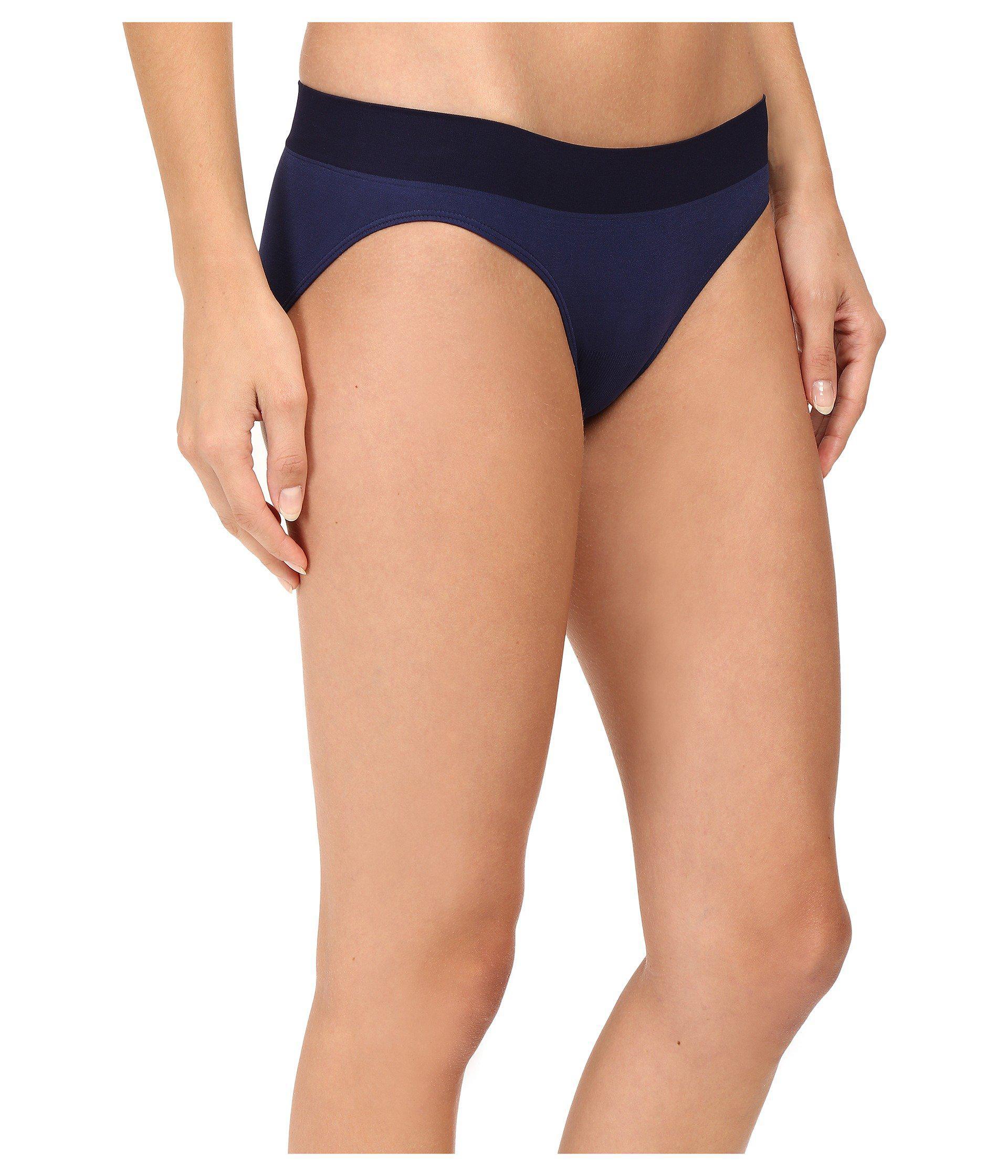 0a11ab11be7c2 Jockey - Blue Modern Micro Bikini (black) Women s Underwear - Lyst. View  fullscreen