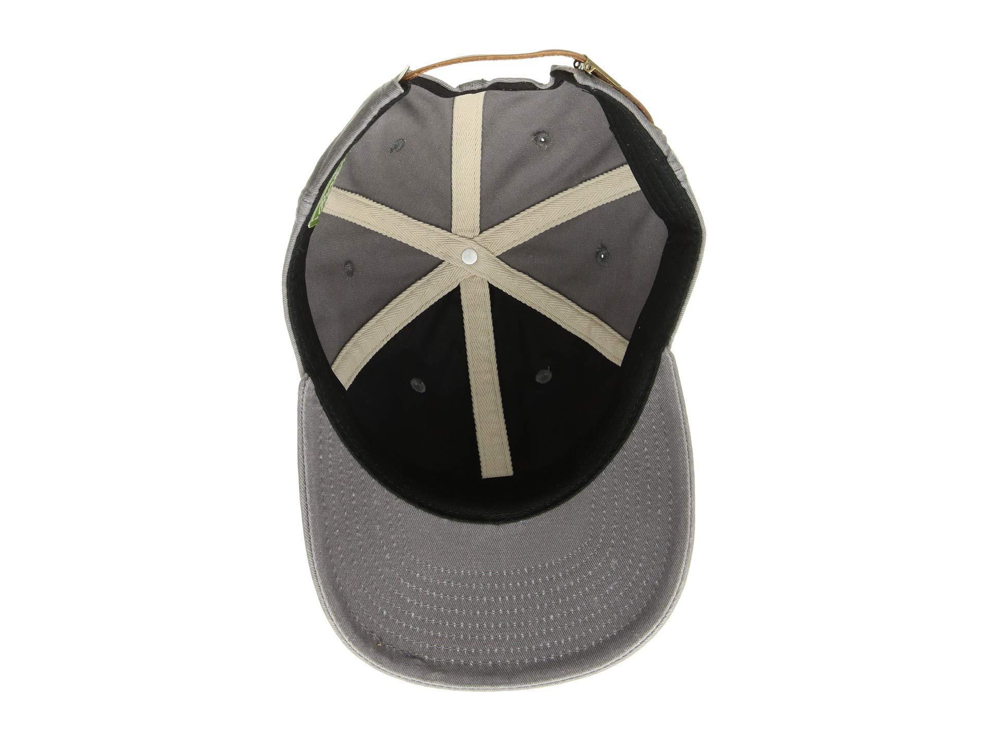 e38bd3cdeddb4 Lyst - Burton Rad Dad Cap (castlerock) Caps in Gray for Men