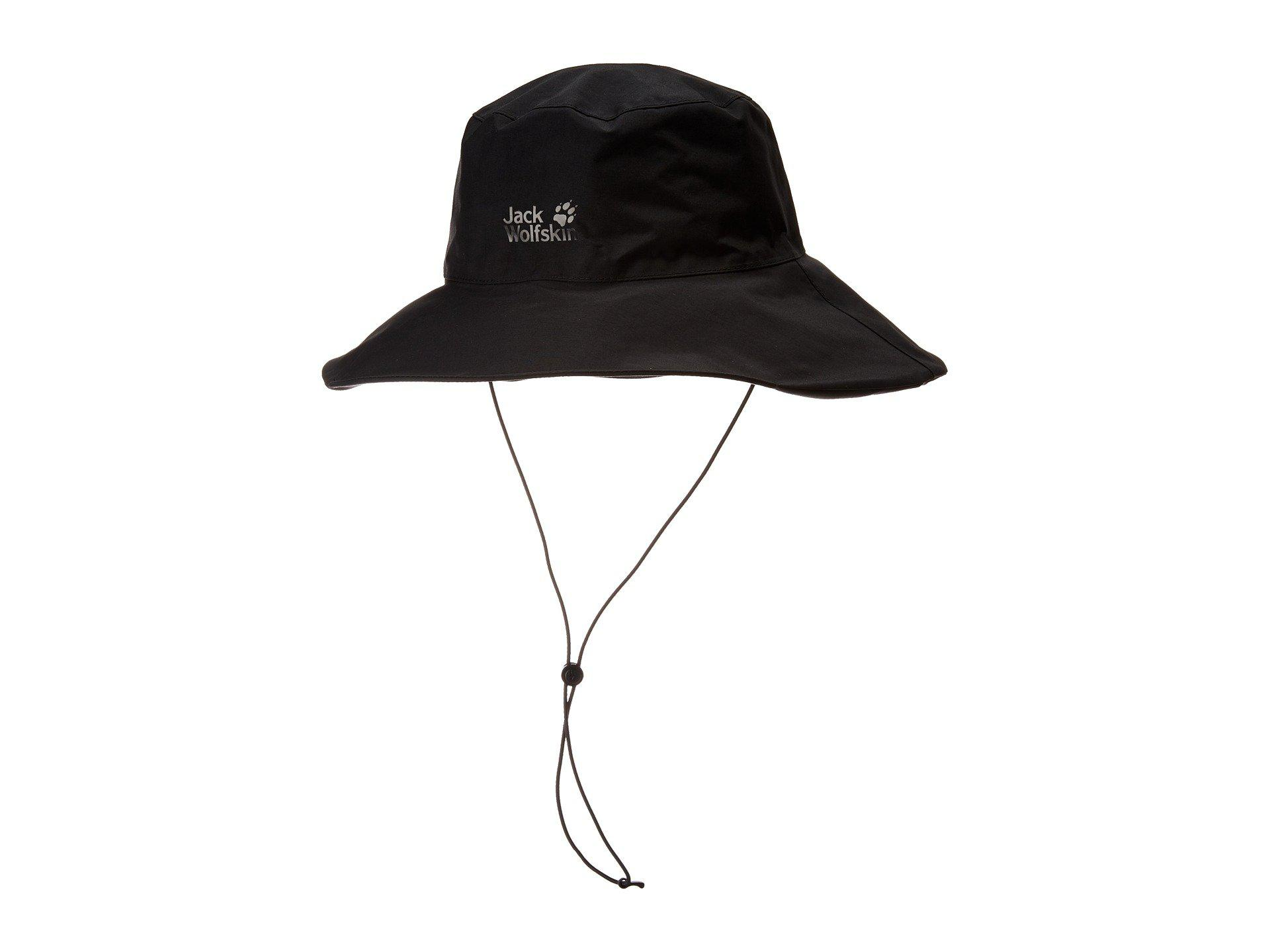 9f2de472 Jack Wolfskin Texapore Rainy Day Hat (siltstone) Traditional Hats in ...