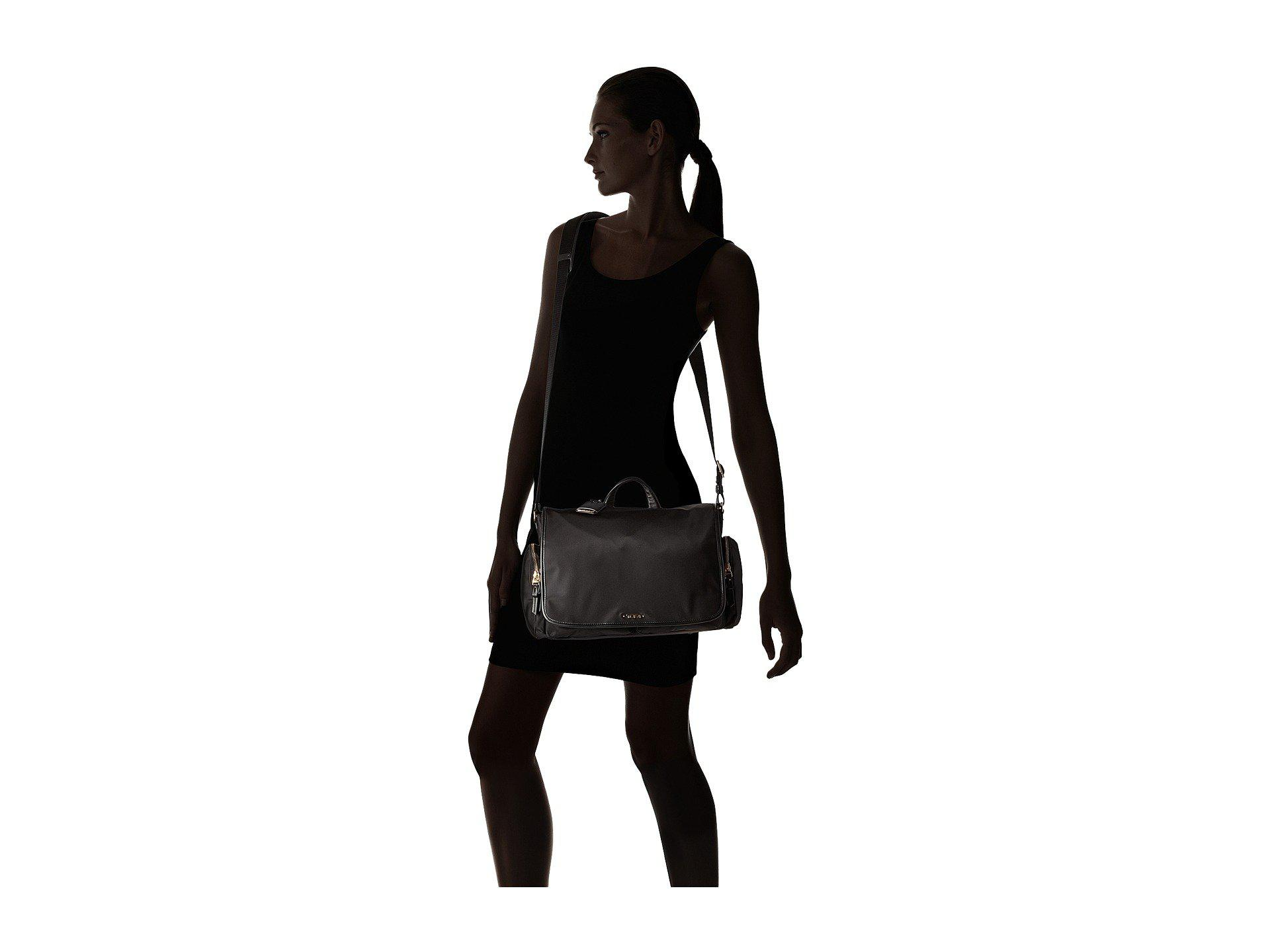 7ffb4482a9 Gallery. Previously sold at  Zappos · Women s Tumi Messenger Bag ...
