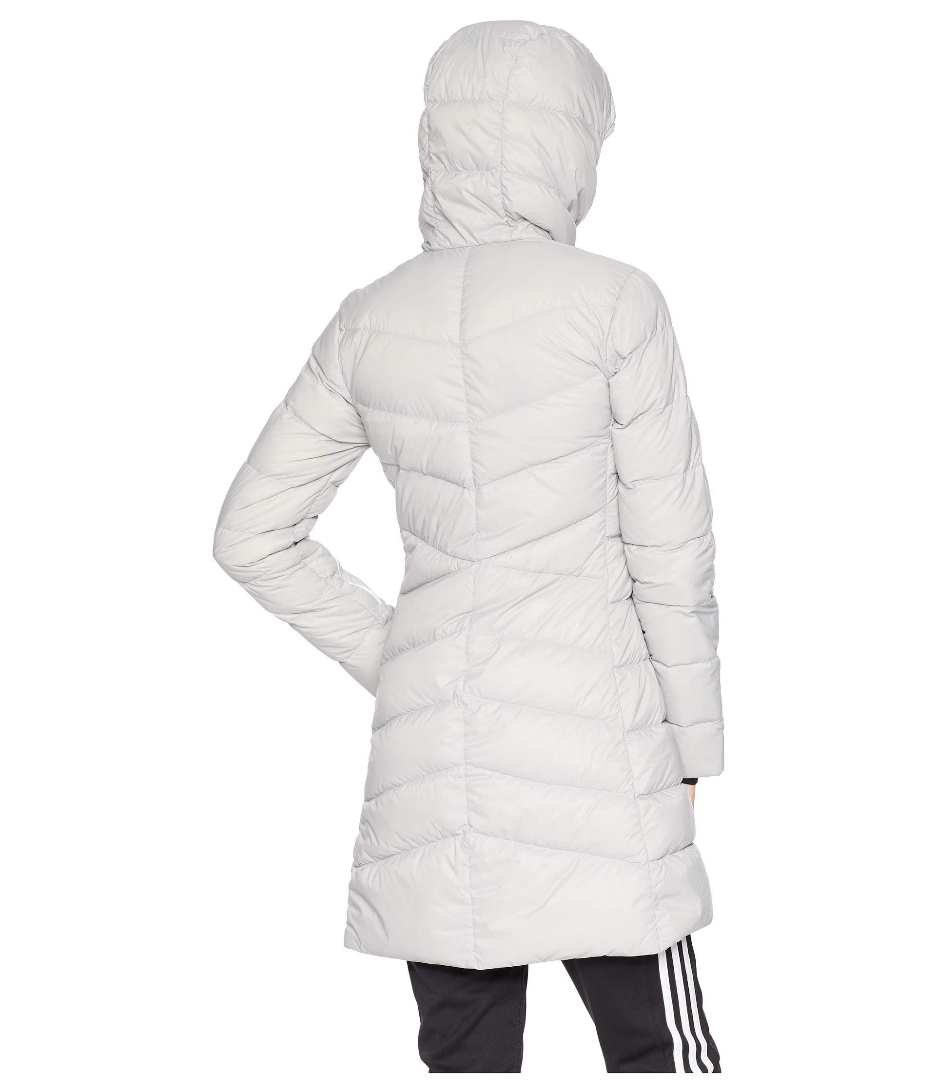 Adidas Originals - Gray Climawarm(r) Hyperdry Nuvic Jacket (grey Two)  Women s. View fullscreen 0547a5083f