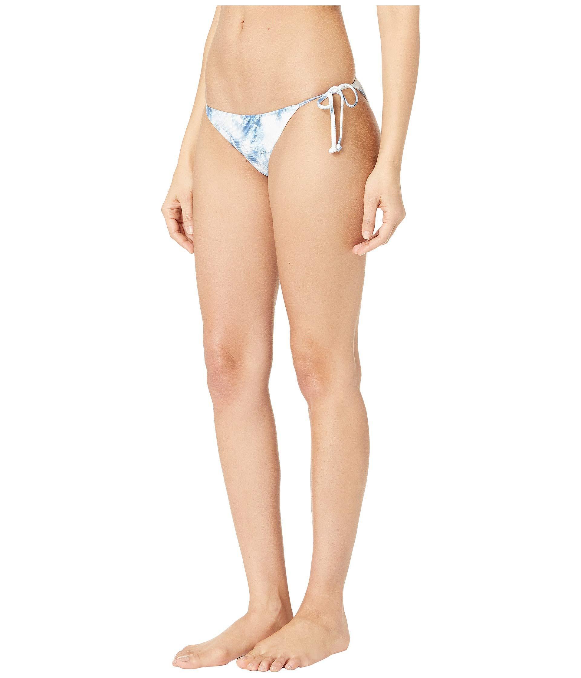 632b03468c Lyst - Body Glove Cloud Tie Side Iris Bottoms (denim) Women's Swimwear in  Blue