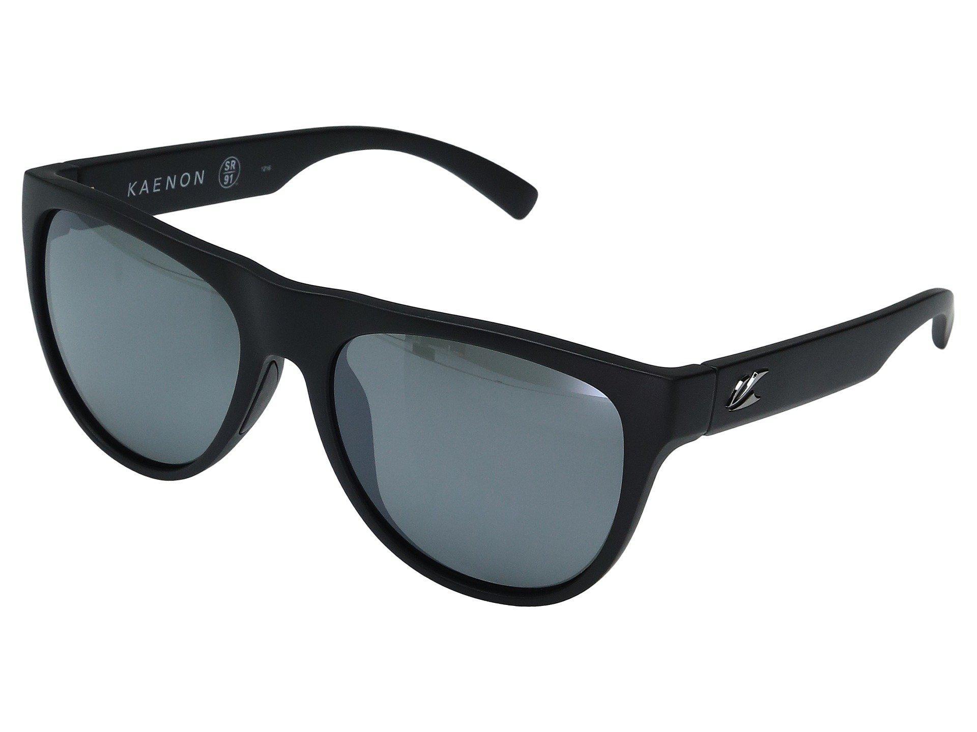 b4f2136ca54 Kaenon - Black Moonstone (matte Tortoise brown 12 Polarized) Sport  Sunglasses - Lyst. View fullscreen
