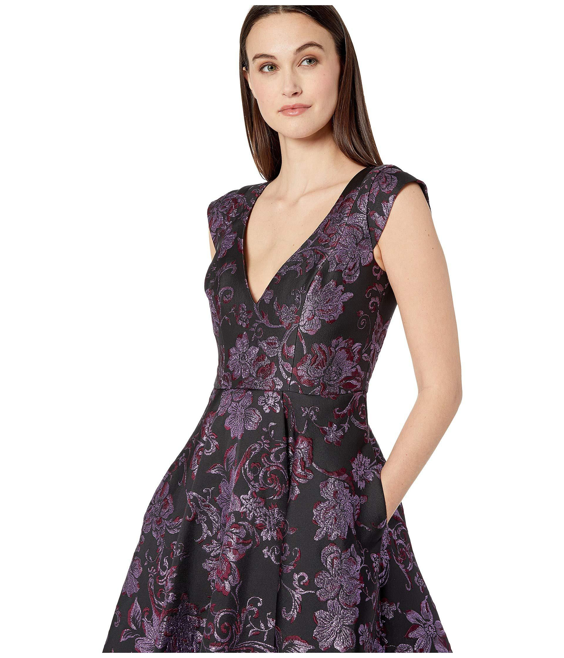 100c93846d Zac Zac Posen - Purple Hope Dress (plum Multi) Women s Dress - Lyst. View  fullscreen