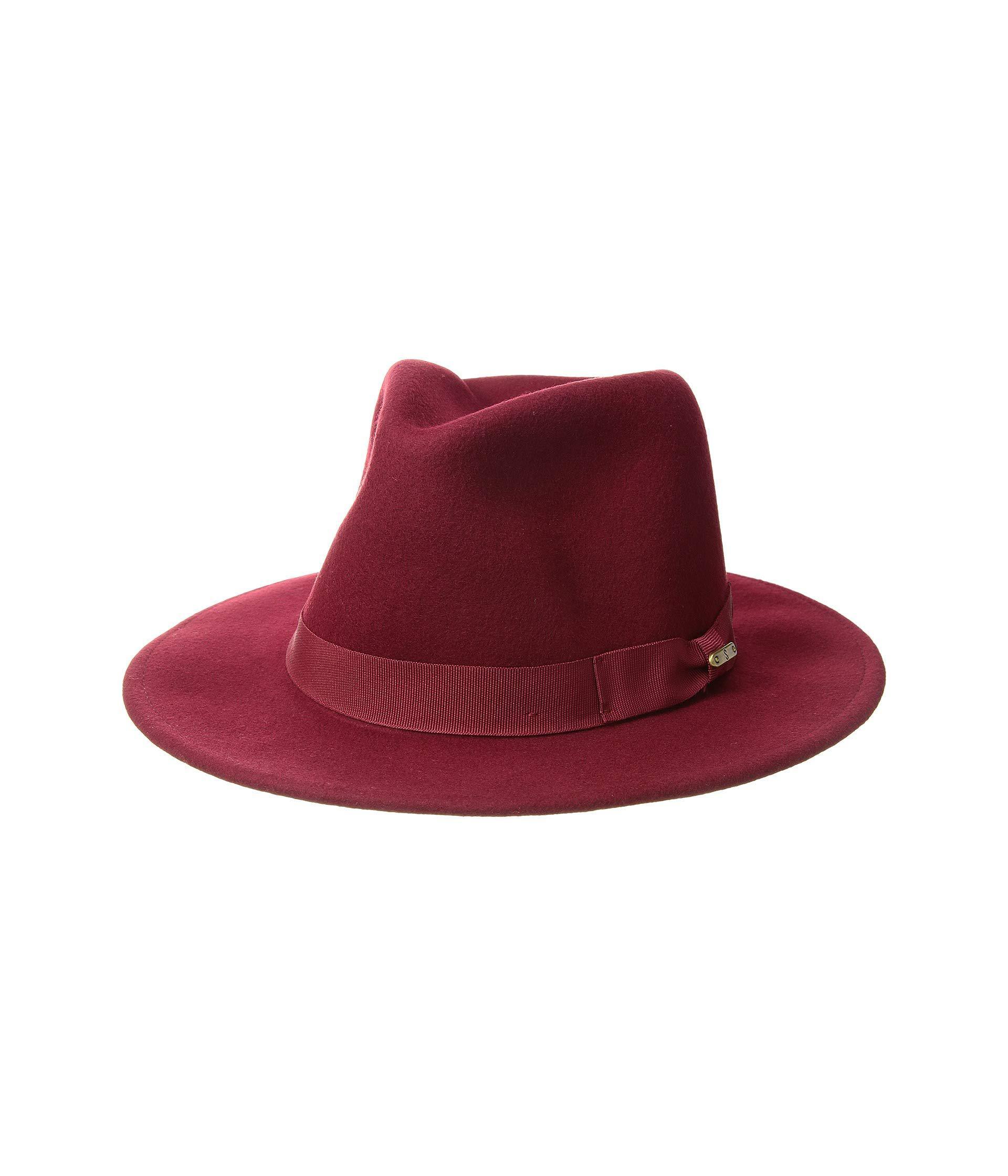 acb80e3725b Lyst - San Diego Hat Company Wfh8039 Felt Fedora Hat (camel) Fedora ...