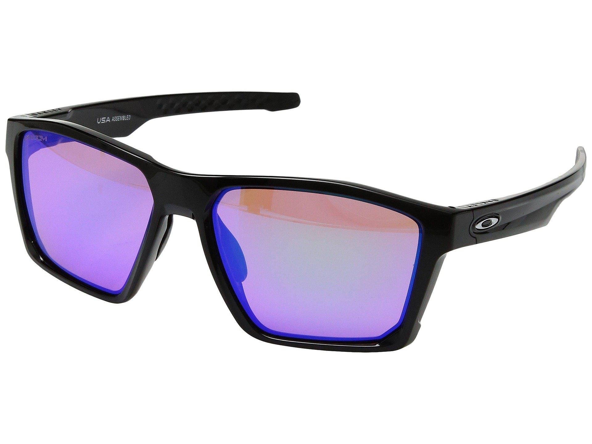 2e8eb93fe3ff2 Lyst - Oakley Targetline (matte Black W  Prizm Jade Polarized ...