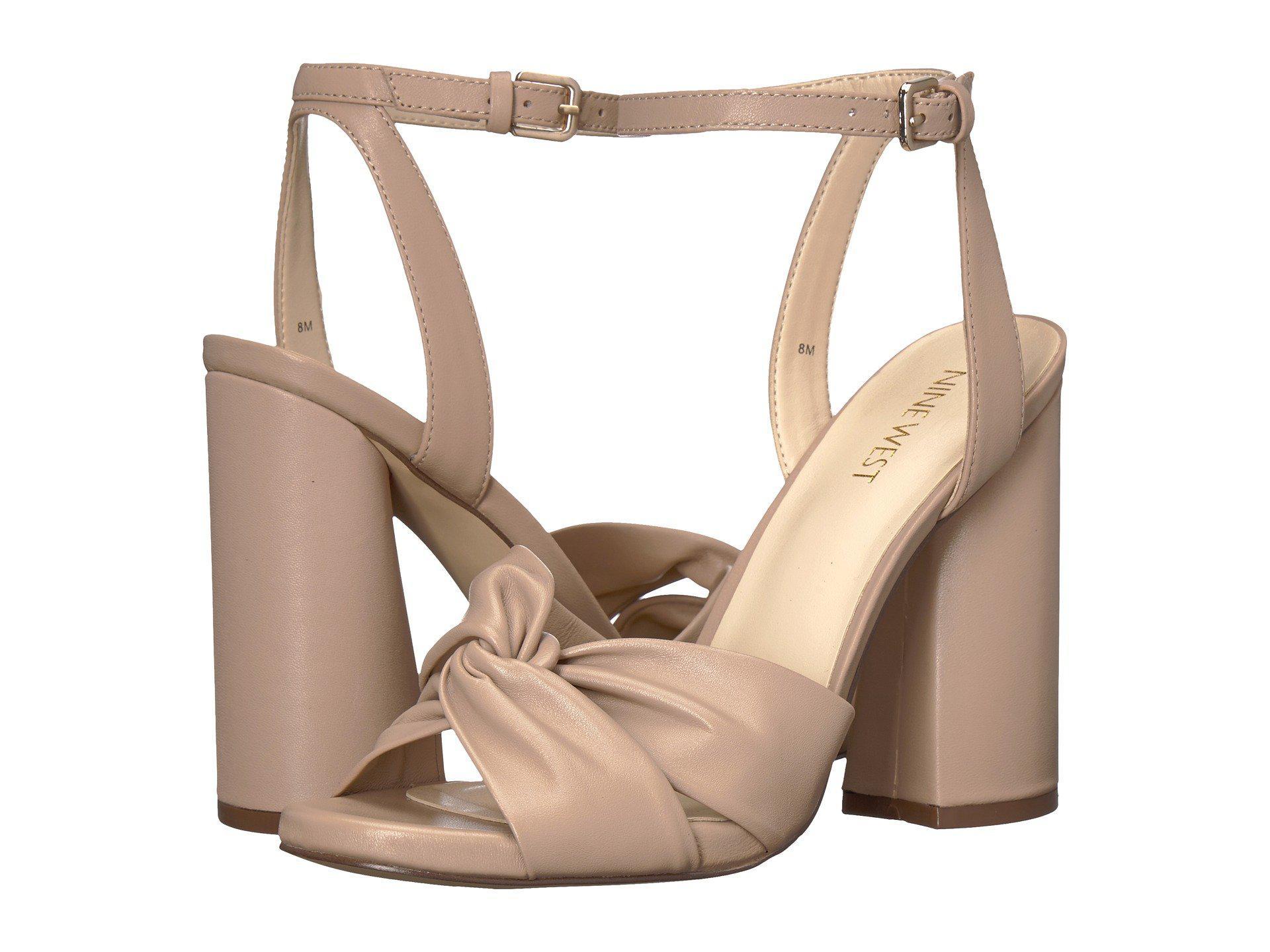 Nine West Lavilah Heel Sandal 50PP4ekIzJ