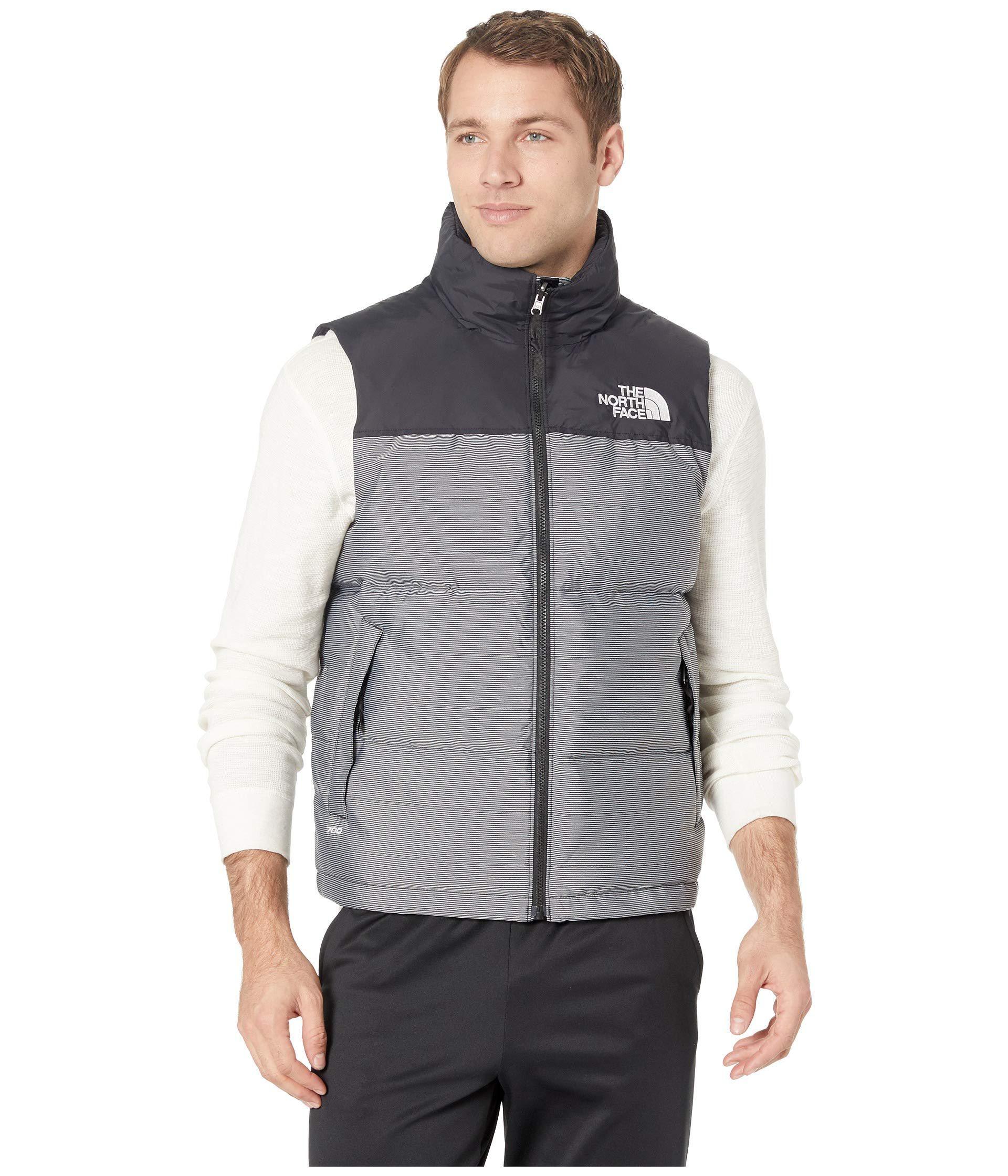 Lyst - The North Face 1996 Retro Novelty Nuptse Vest (tnf Black ... 7f43b6272