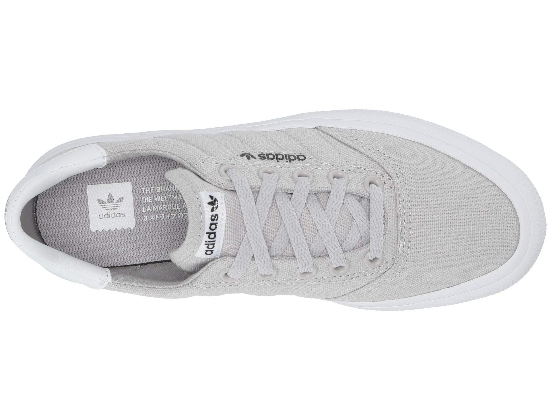 Adidas Originals - Gray 3mc J (core Black core Black footwear White). View  fullscreen c1d899369