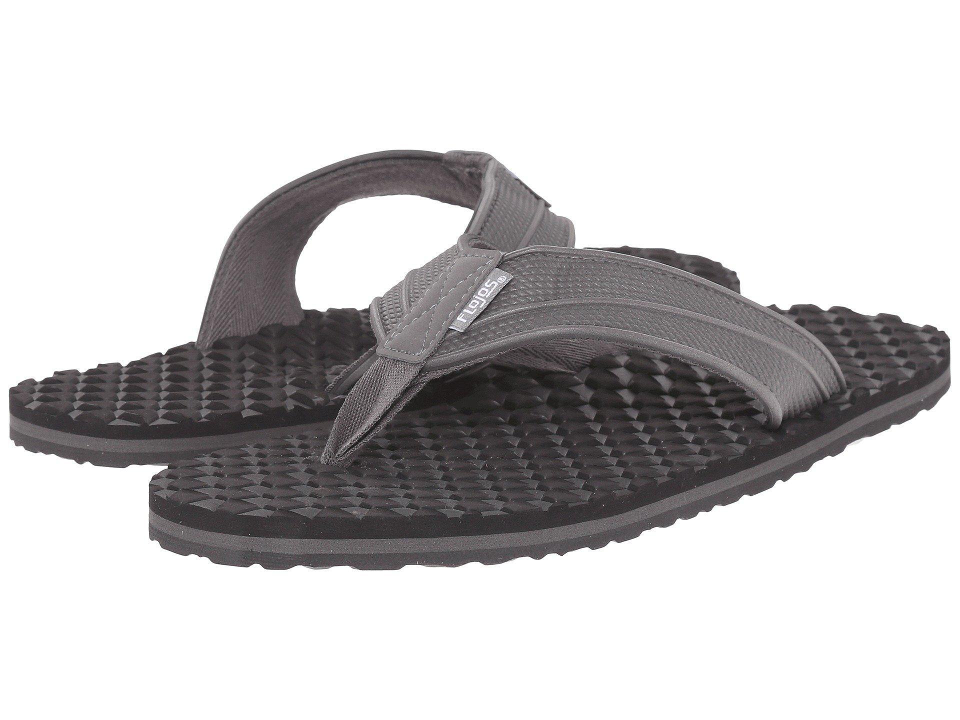 6a5bd4fd588e Lyst - Flojos Badlands (black light Gray) Men s Sandals in Gray for Men